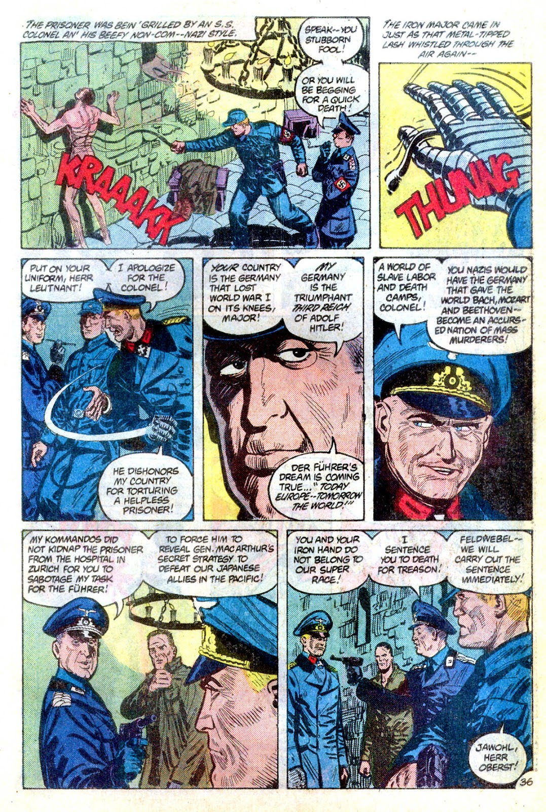 Sgt. Rock issue Annual 2 - Page 38
