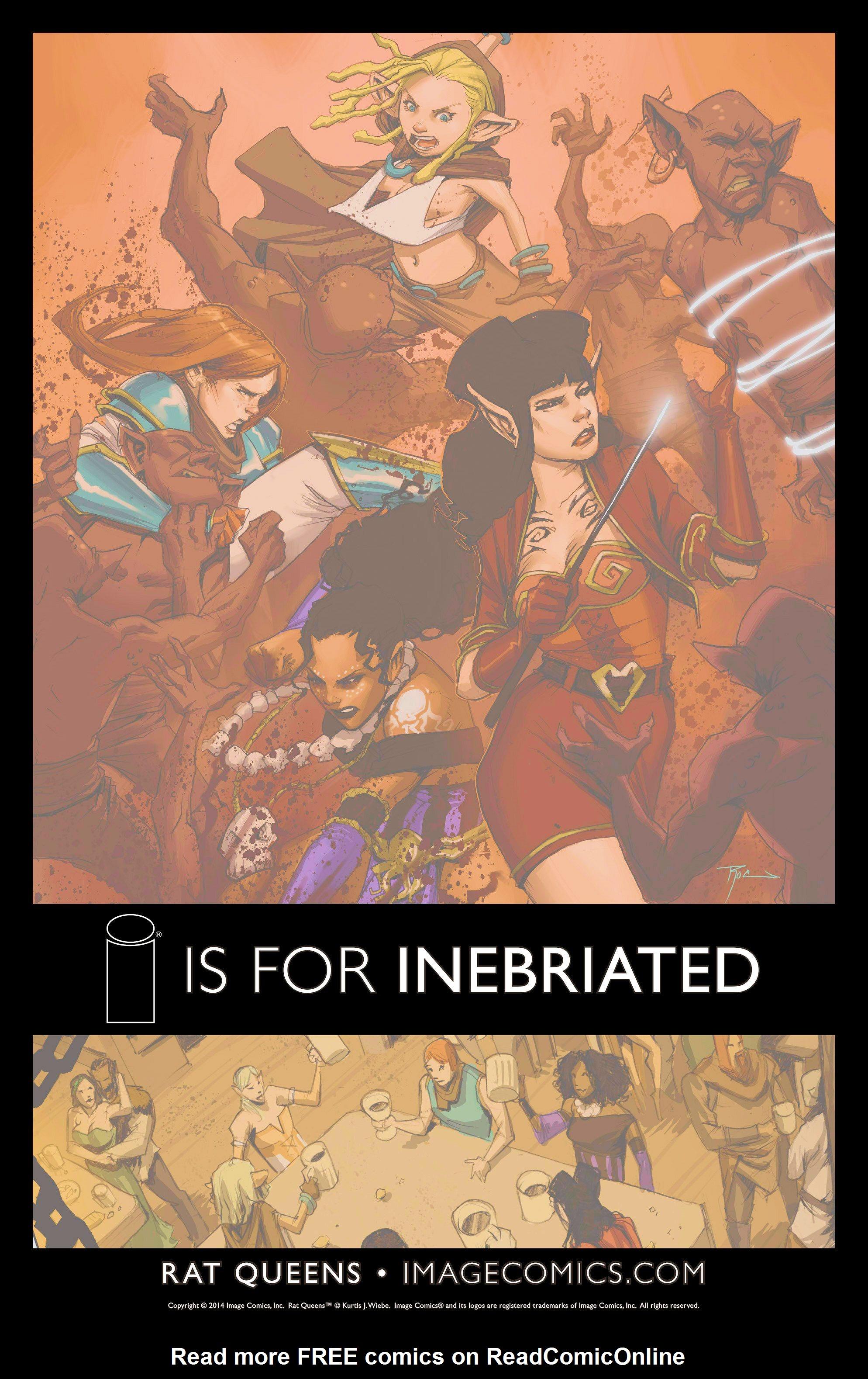 Read online Aphrodite IX (2013) comic -  Issue #9 - 27