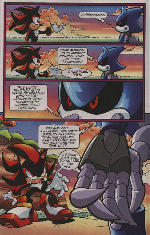 Read online Sonic Universe comic -  Issue #1 - 18
