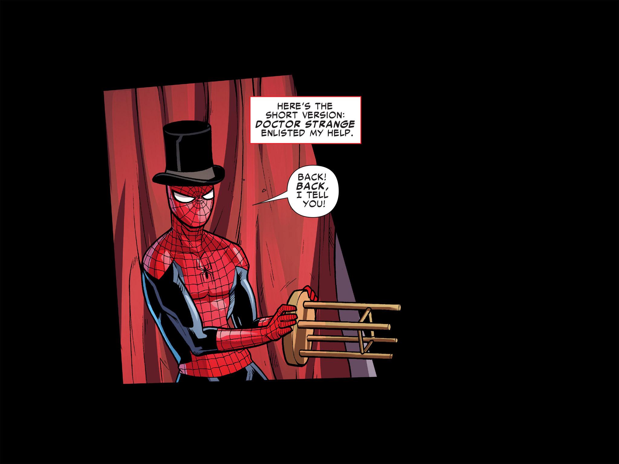 Read online Ultimate Spider-Man (Infinite Comics) (2016) comic -  Issue #10 - 2