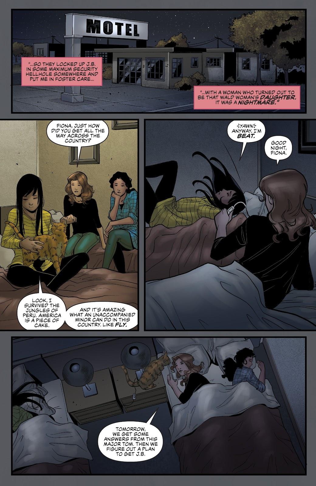 Read online Summit comic -  Issue #12 - 18
