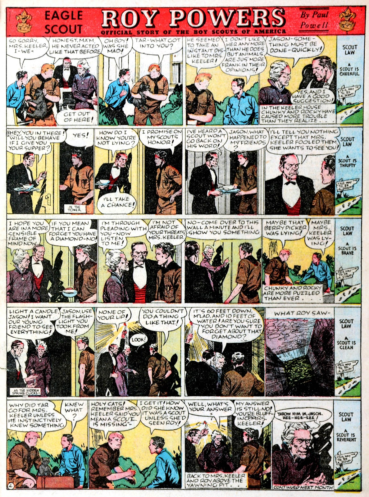 Read online Famous Funnies comic -  Issue #43 - 9