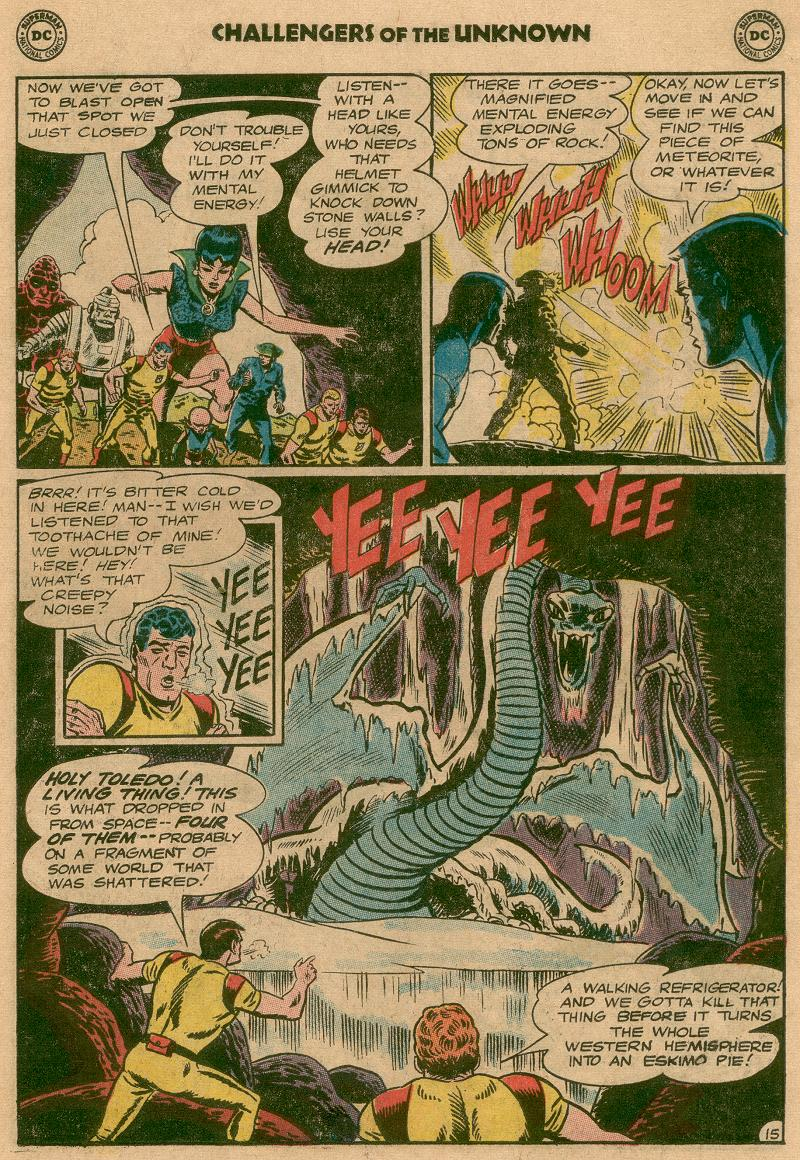 Challengers of the Unknown (1958) issue 45 - Page 18