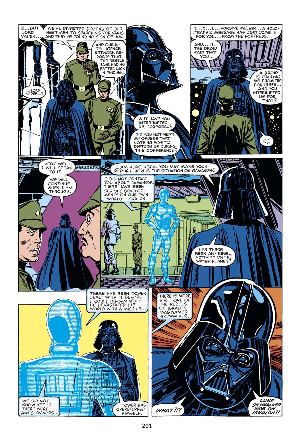 Read online Star Wars Omnibus comic -  Issue # Vol. 18 - 188