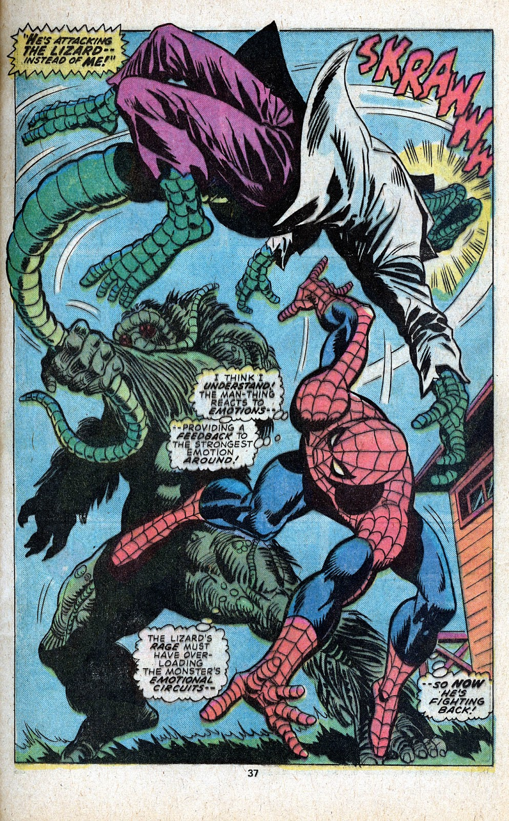 Giant-Size Spider-Man (1974) issue 5 - Page 39