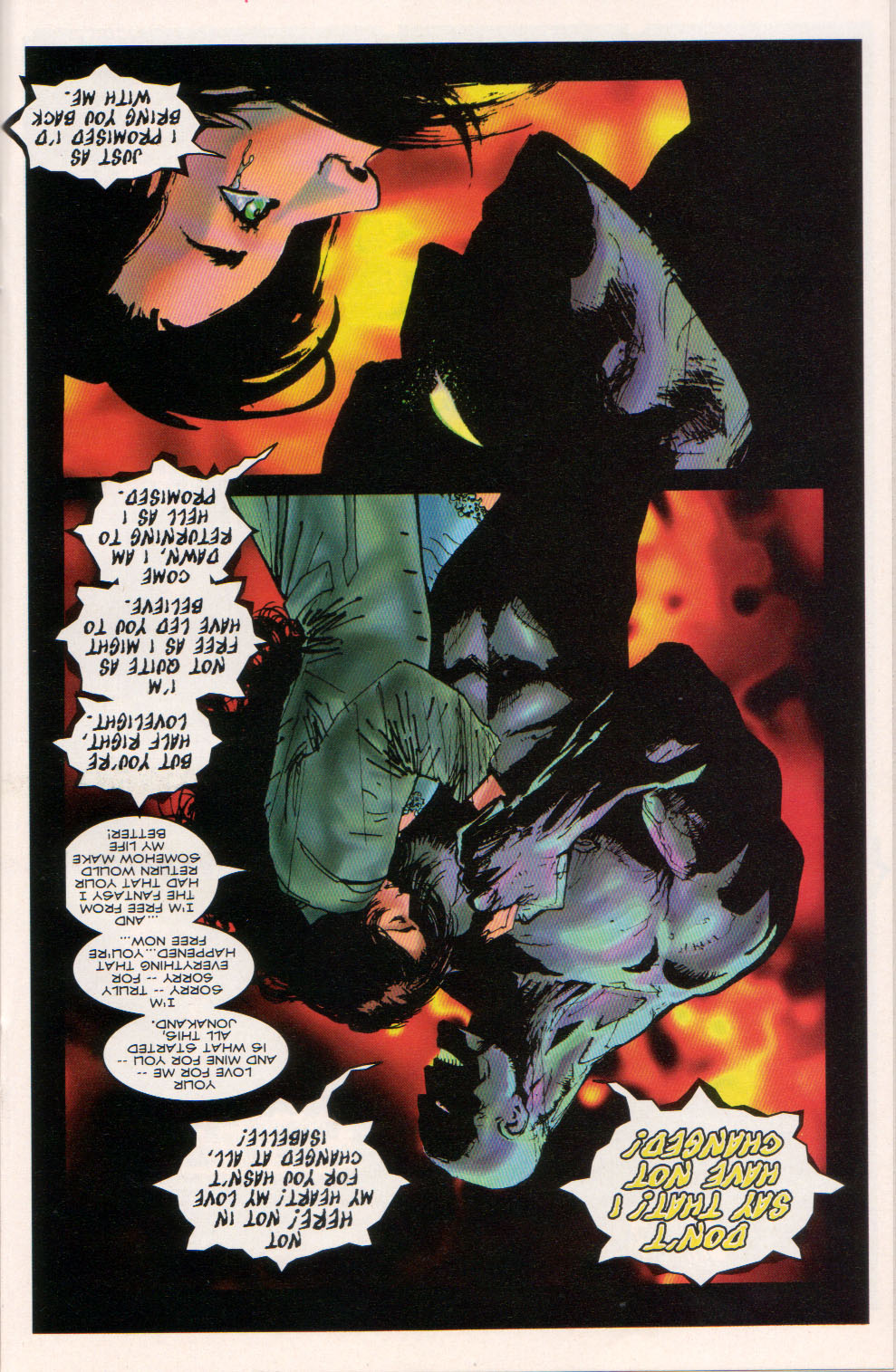 Read online Hellshock comic -  Issue #3 - 22