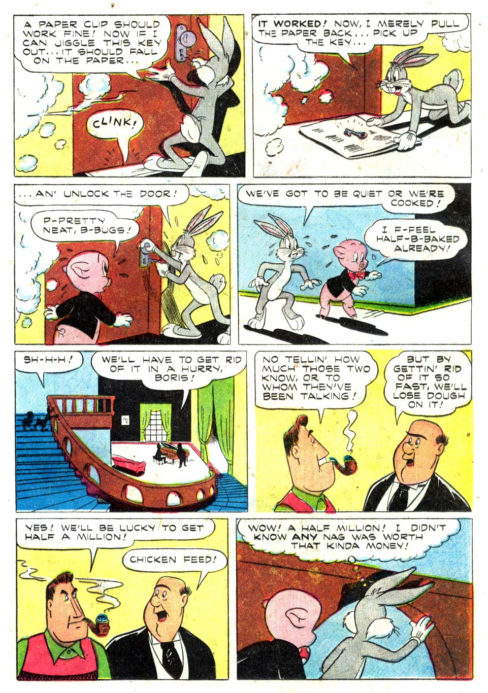 Four Color Comics issue 307 - Page 33