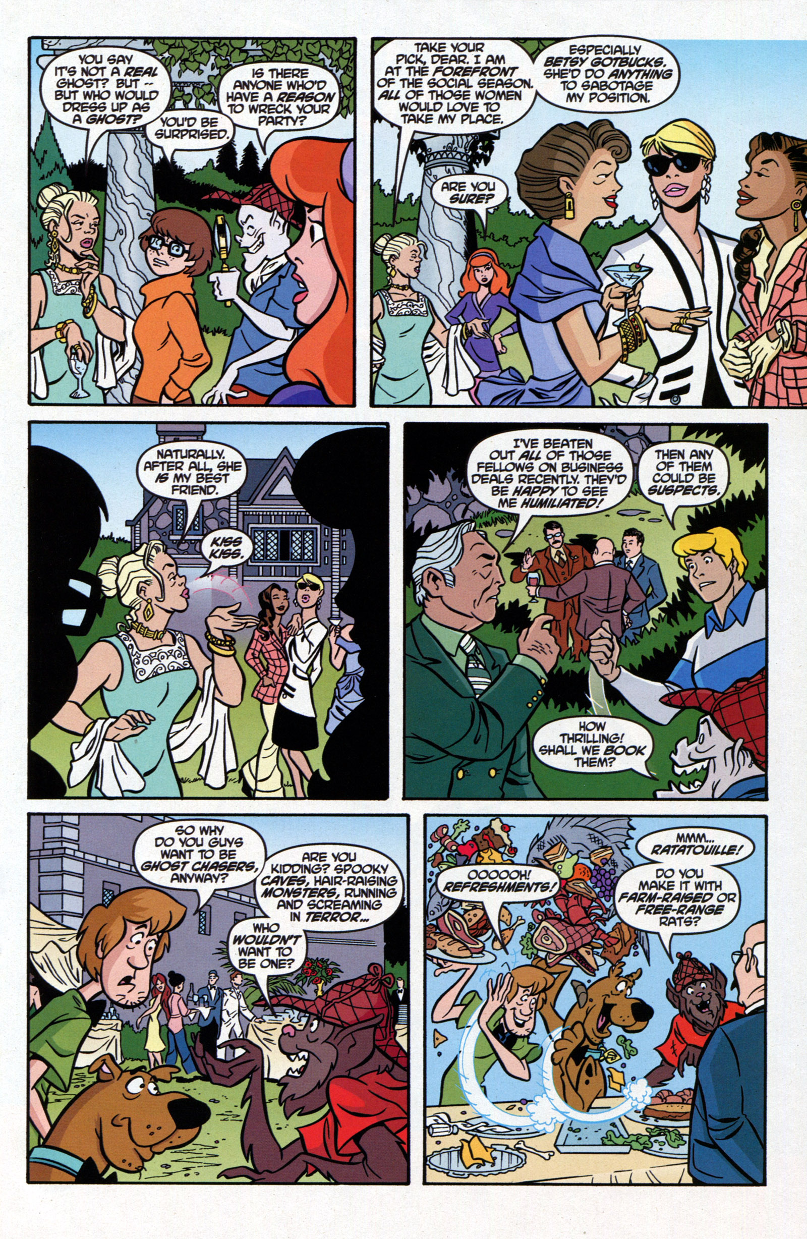 Read online Scooby-Doo: Where Are You? comic -  Issue #15 - 27