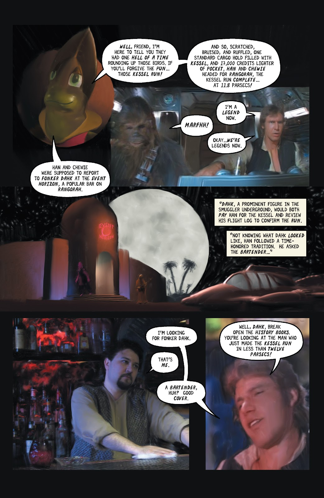 Read online Star Wars Legends Epic Collection: The Empire comic -  Issue # TPB 5 (Part 5) - 50