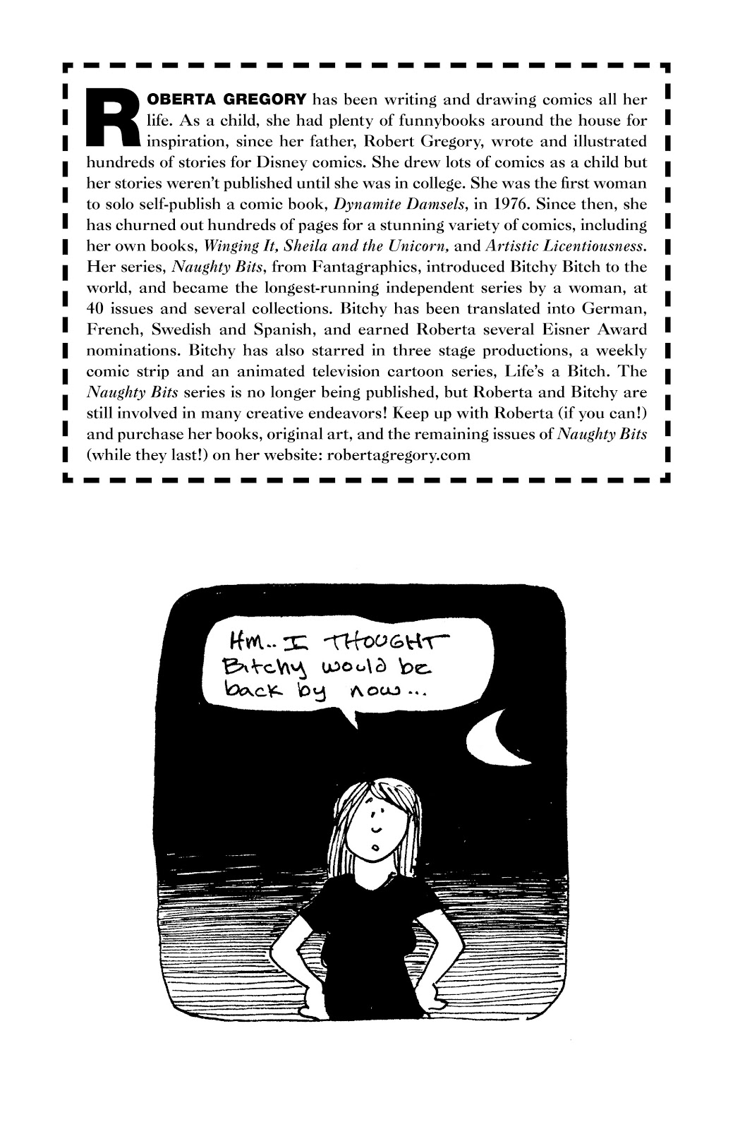 Read online Life's a Bitch: The Complete Bitchy Bitch Stories comic -  Issue # TPB (Part 3) - 66