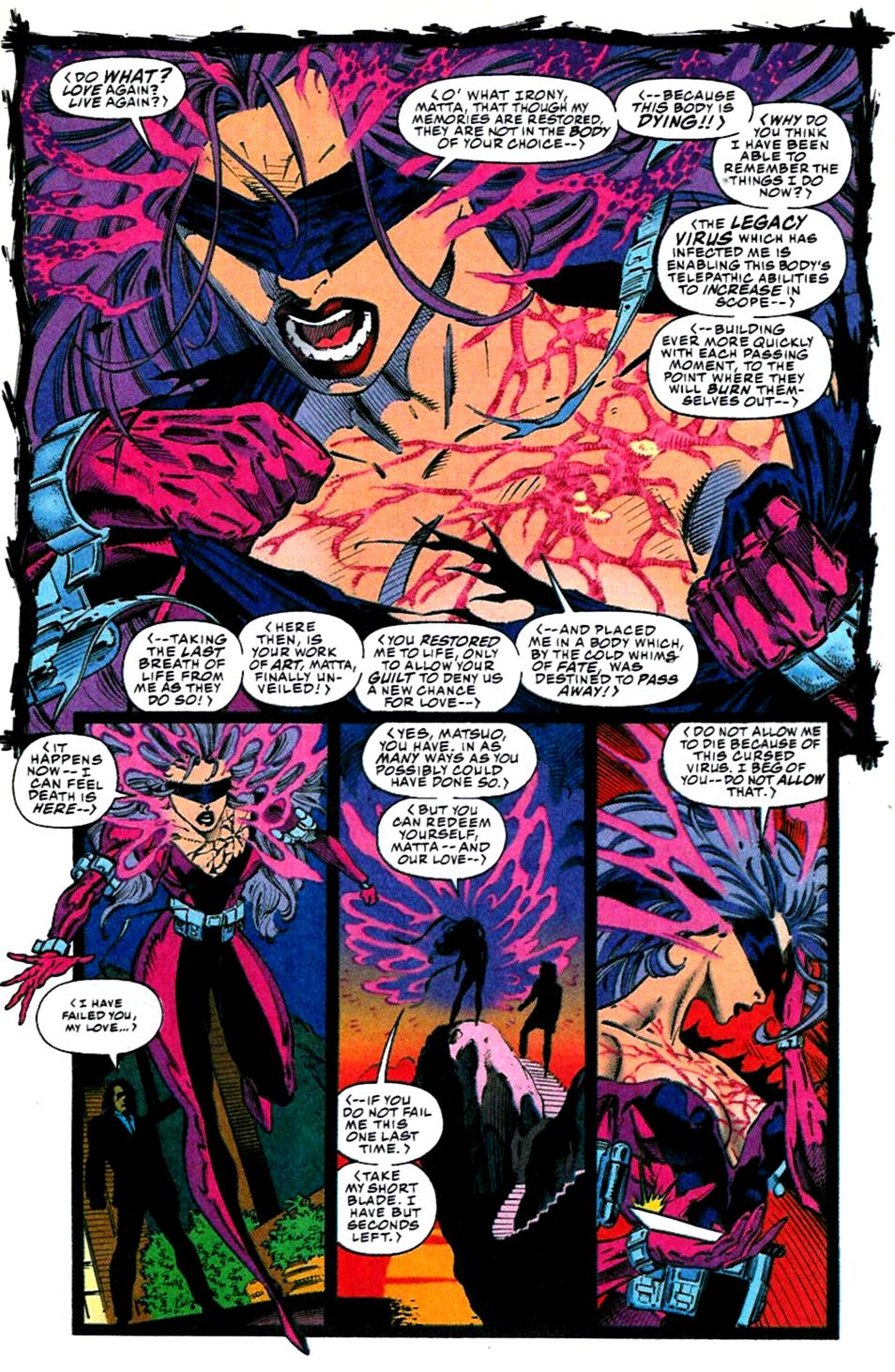 X-Men (1991) 31 Page 20