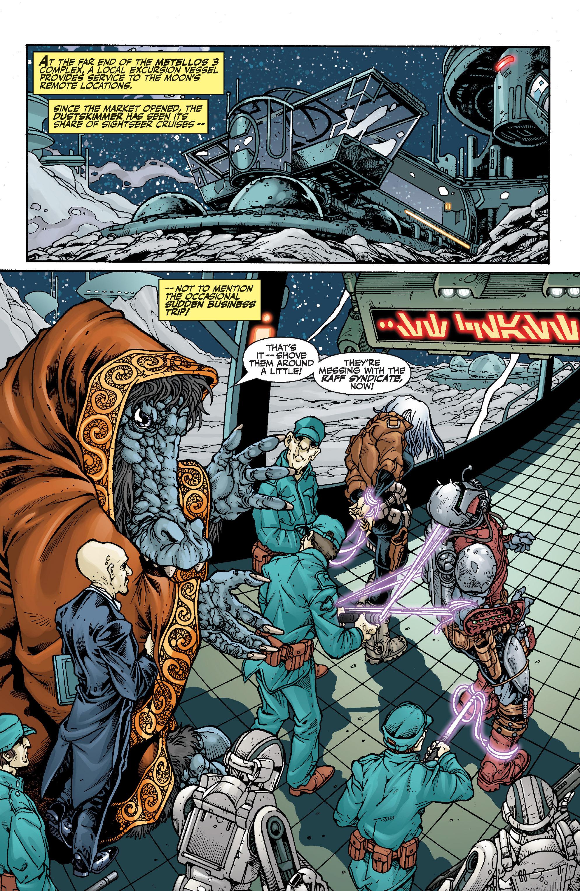 Read online Star Wars Omnibus comic -  Issue # Vol. 32 - 419