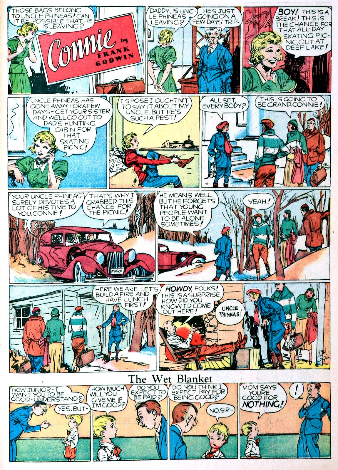 Read online Famous Funnies comic -  Issue #76 - 56