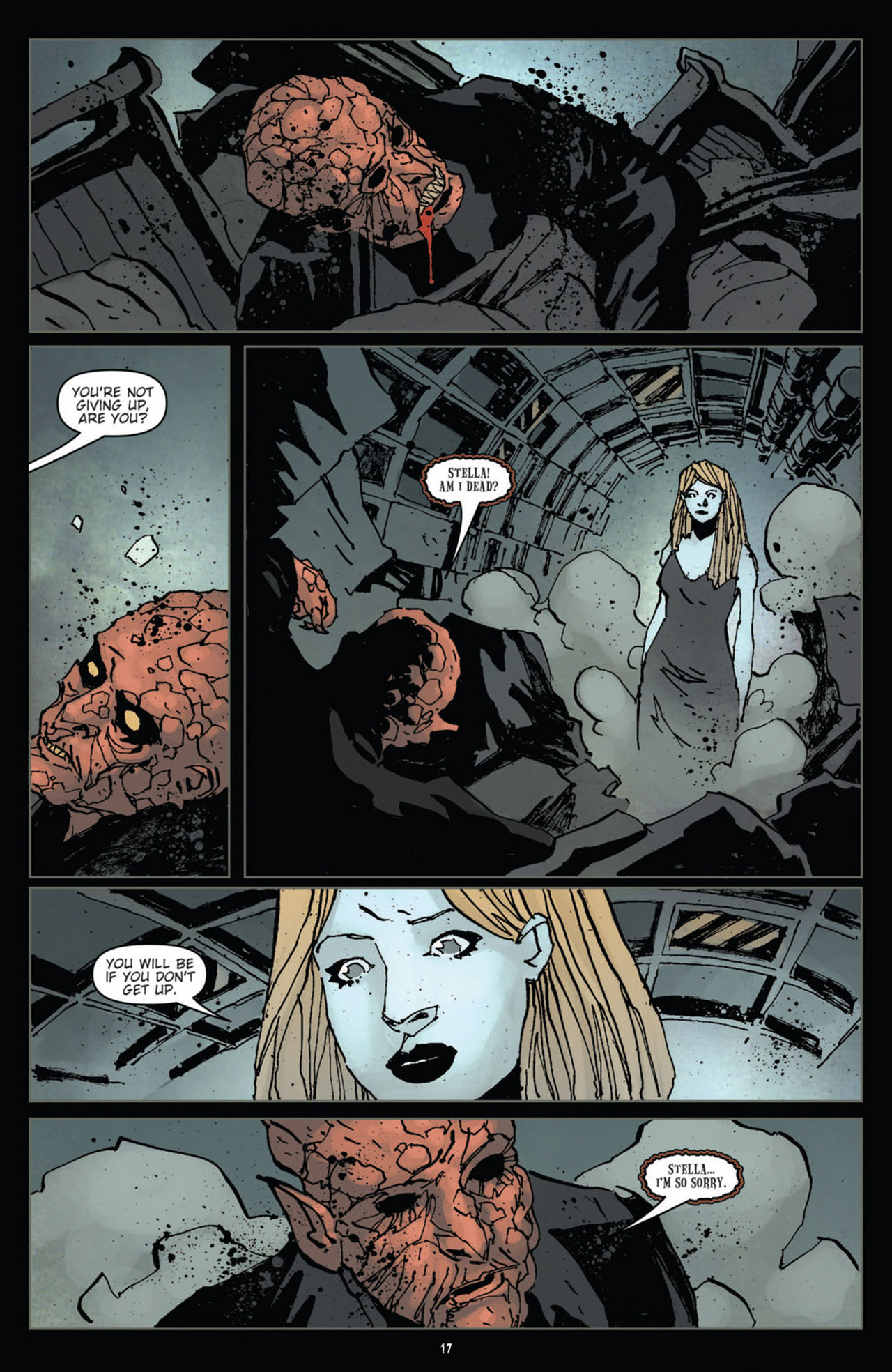 Read online 30 Days of Night (2011) comic -  Issue #12 - 18