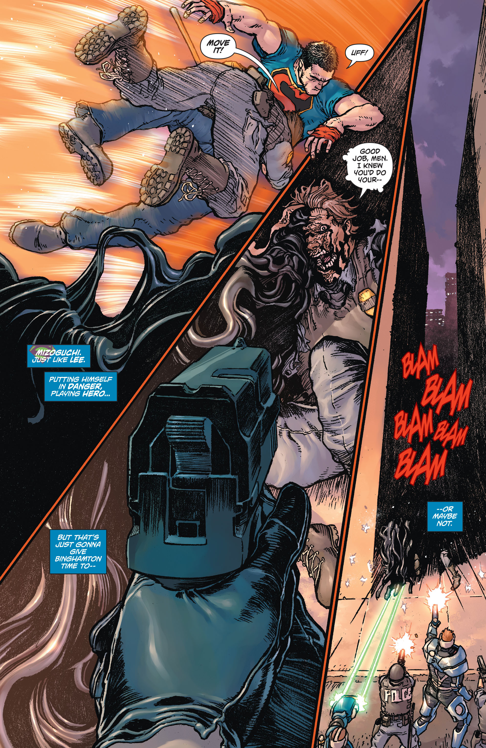 Read online Action Comics (2011) comic -  Issue #43 - 11