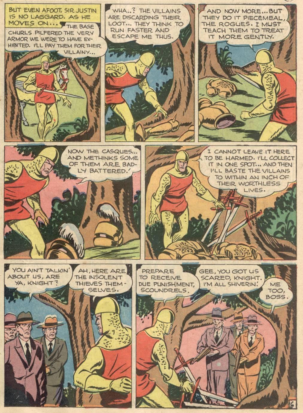 Read online Adventure Comics (1938) comic -  Issue #100 - 27