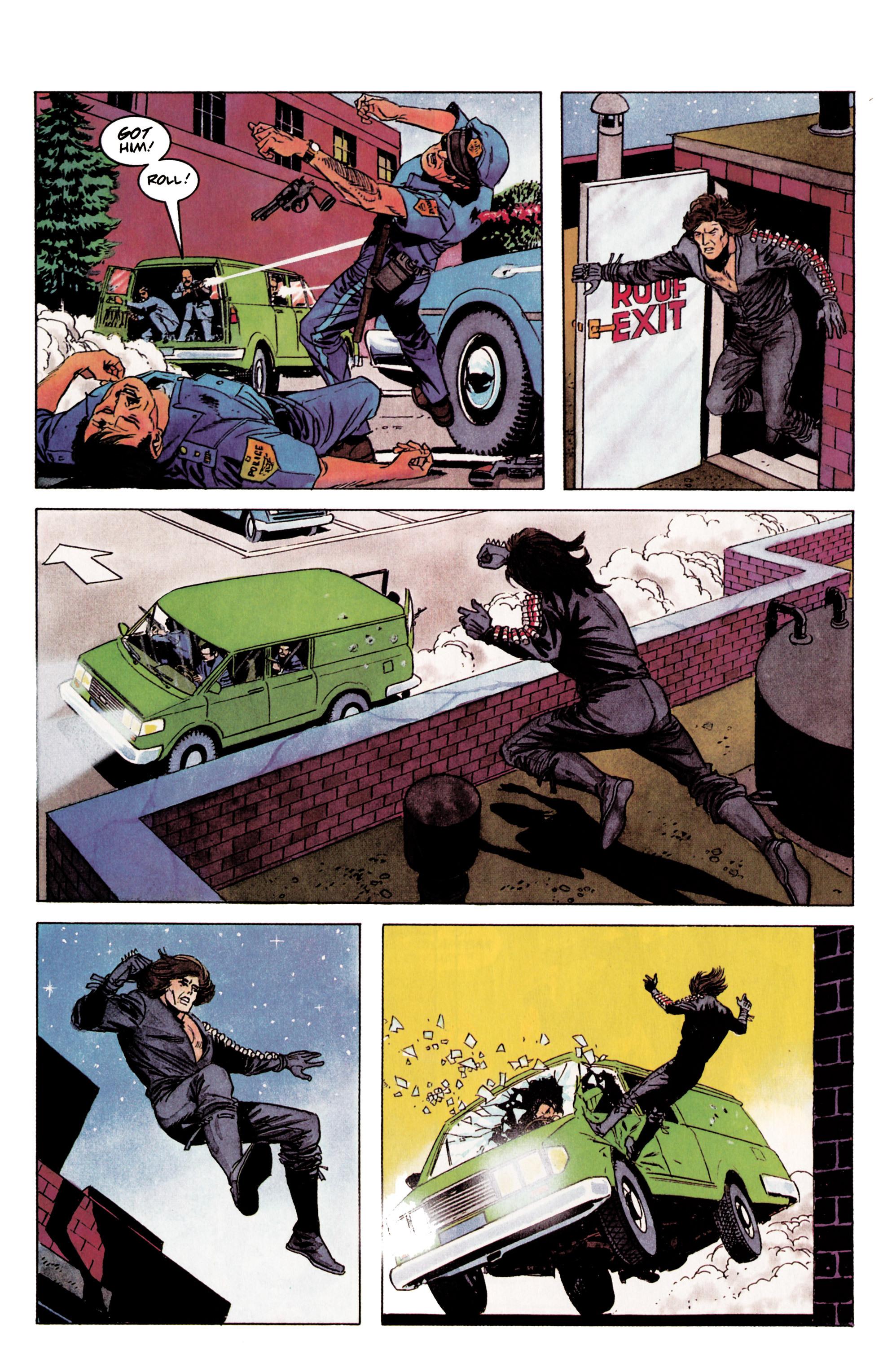 Read online Eternal Warrior (1992) comic -  Issue #3 - 4