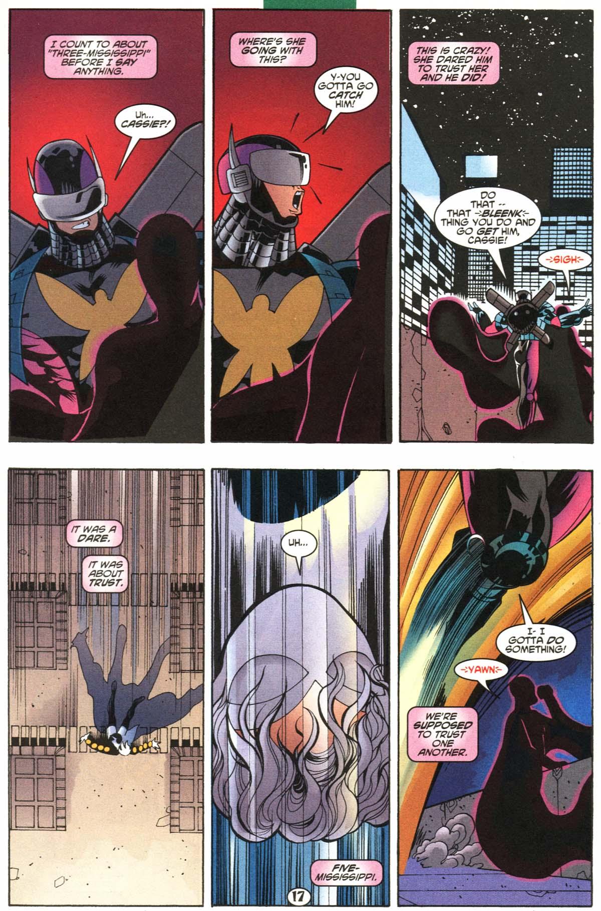 Read online Slingers comic -  Issue #6 - 18