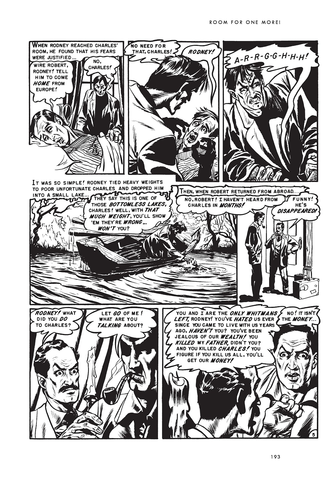 Read online Doctor of Horror and Other Stories comic -  Issue # TPB (Part 2) - 109