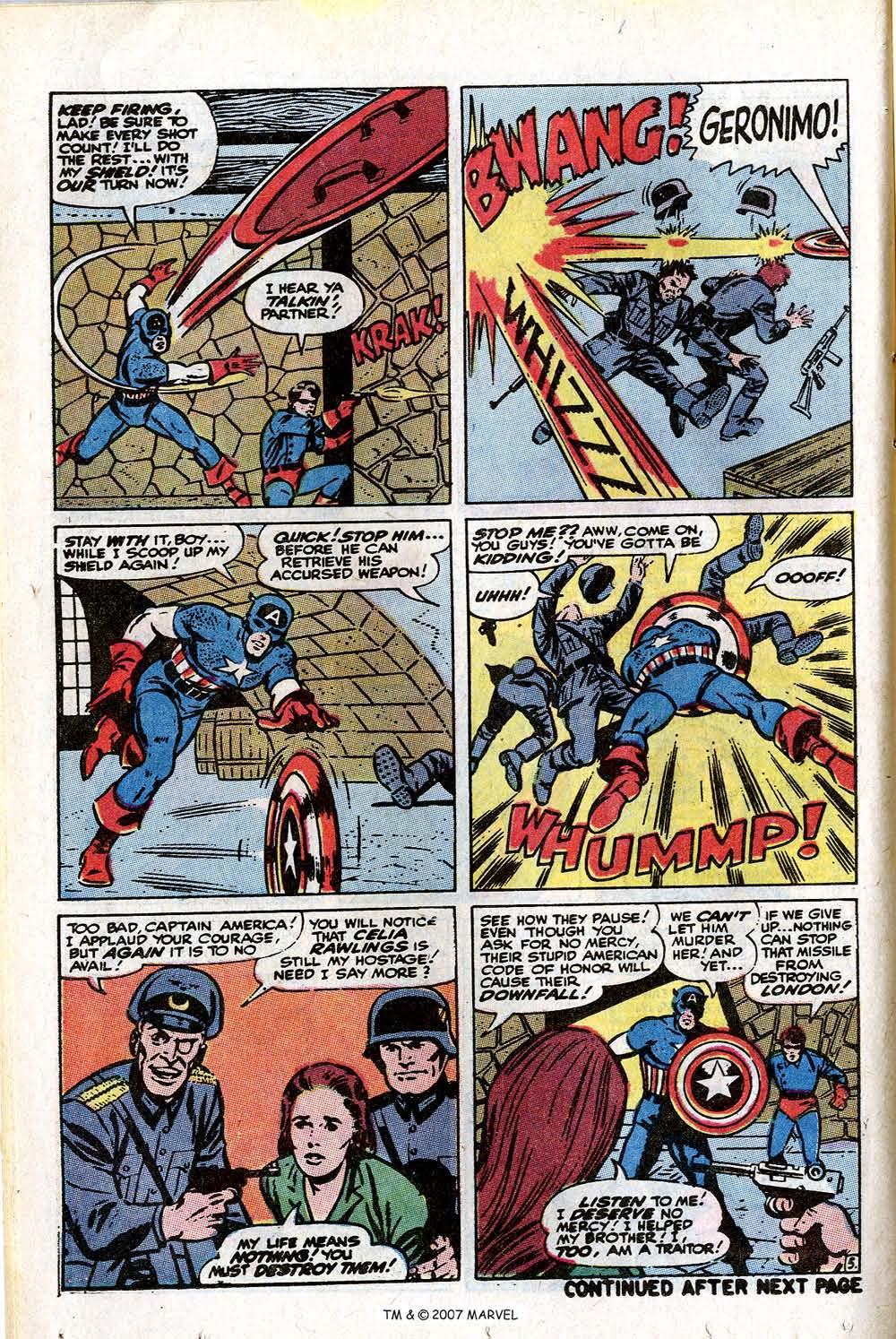 Read online Captain America (1968) comic -  Issue # _Annual 1 - 44