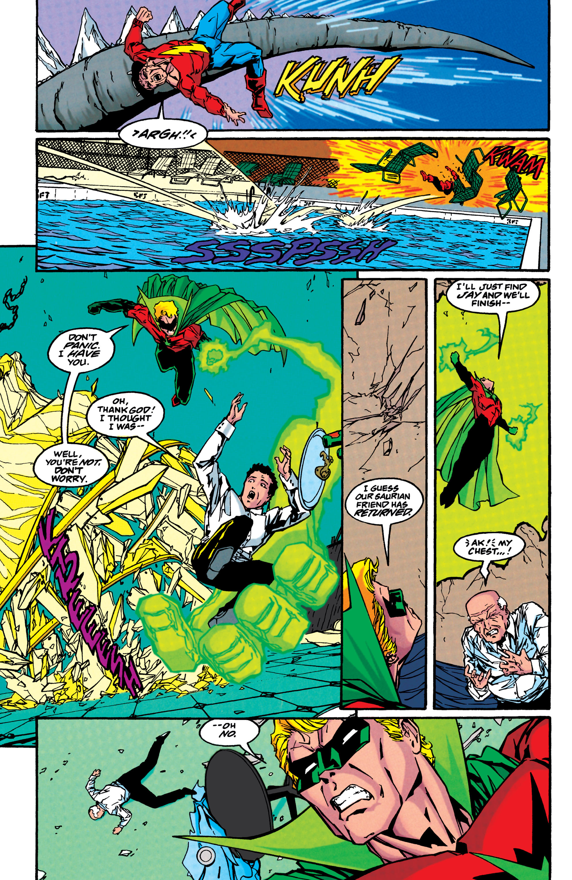 Read online Aquaman (1994) comic -  Issue #44 - 17