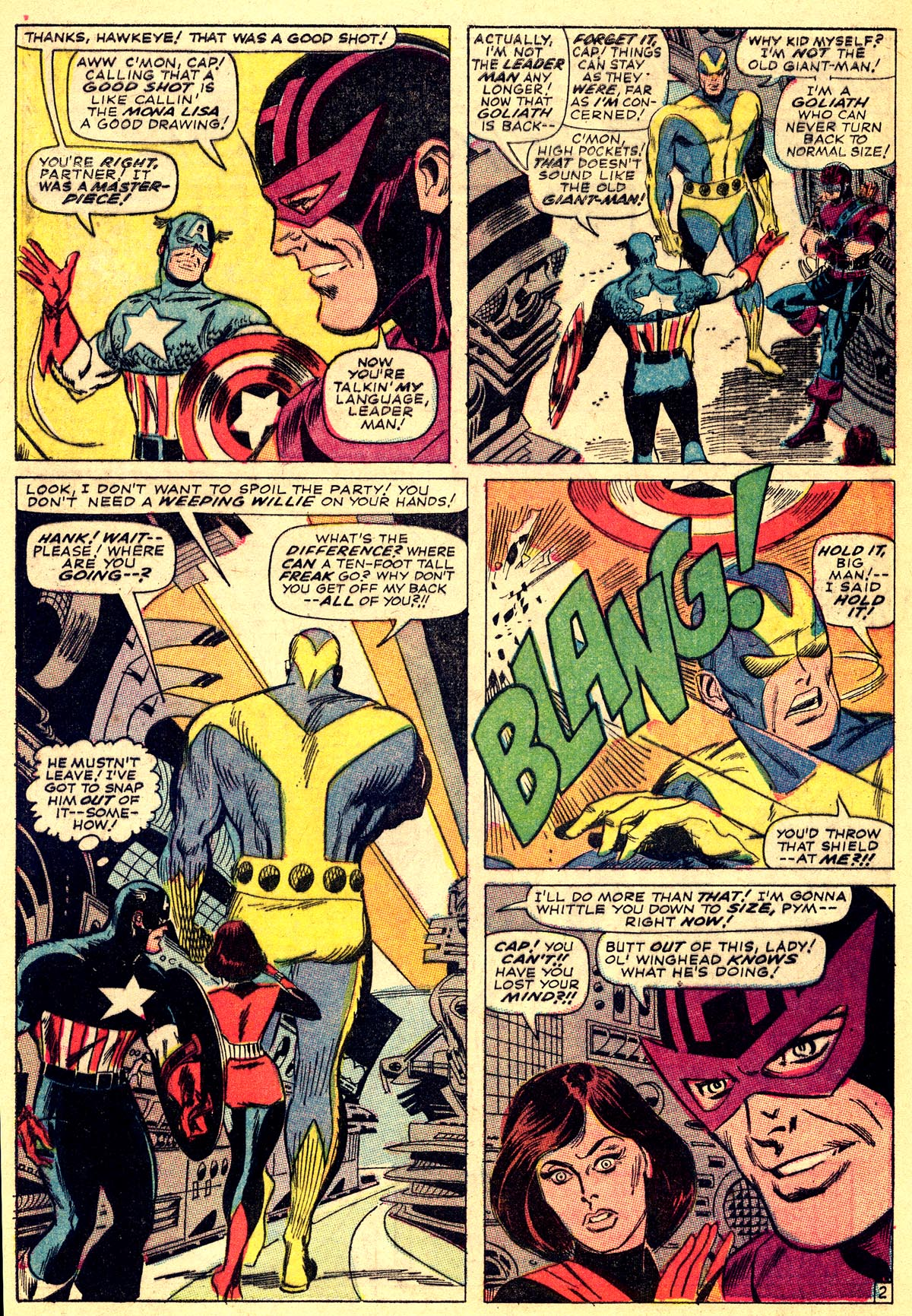 The Avengers (1963) 32 Page 2