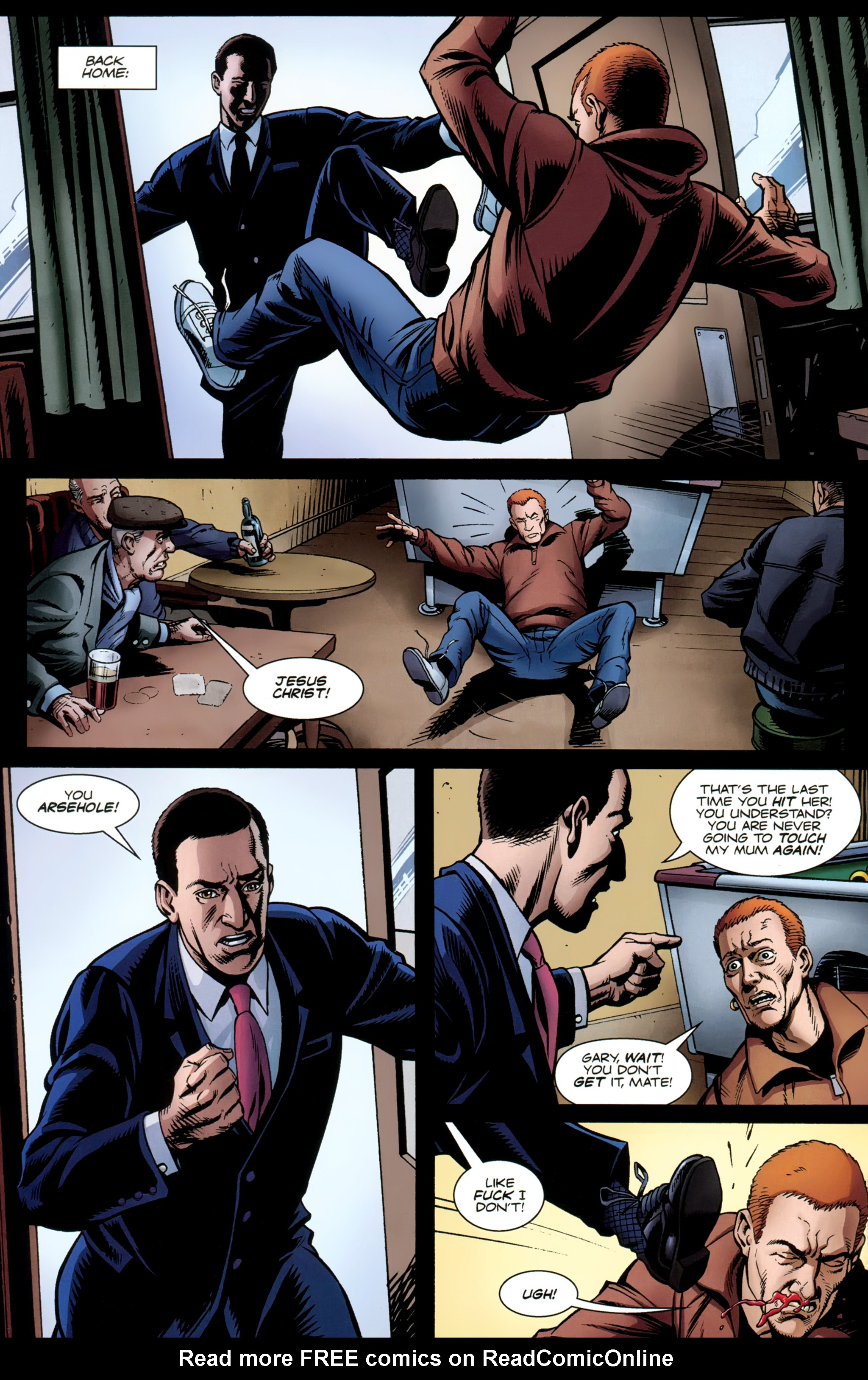 Read online Secret Service comic -  Issue #5 - 3