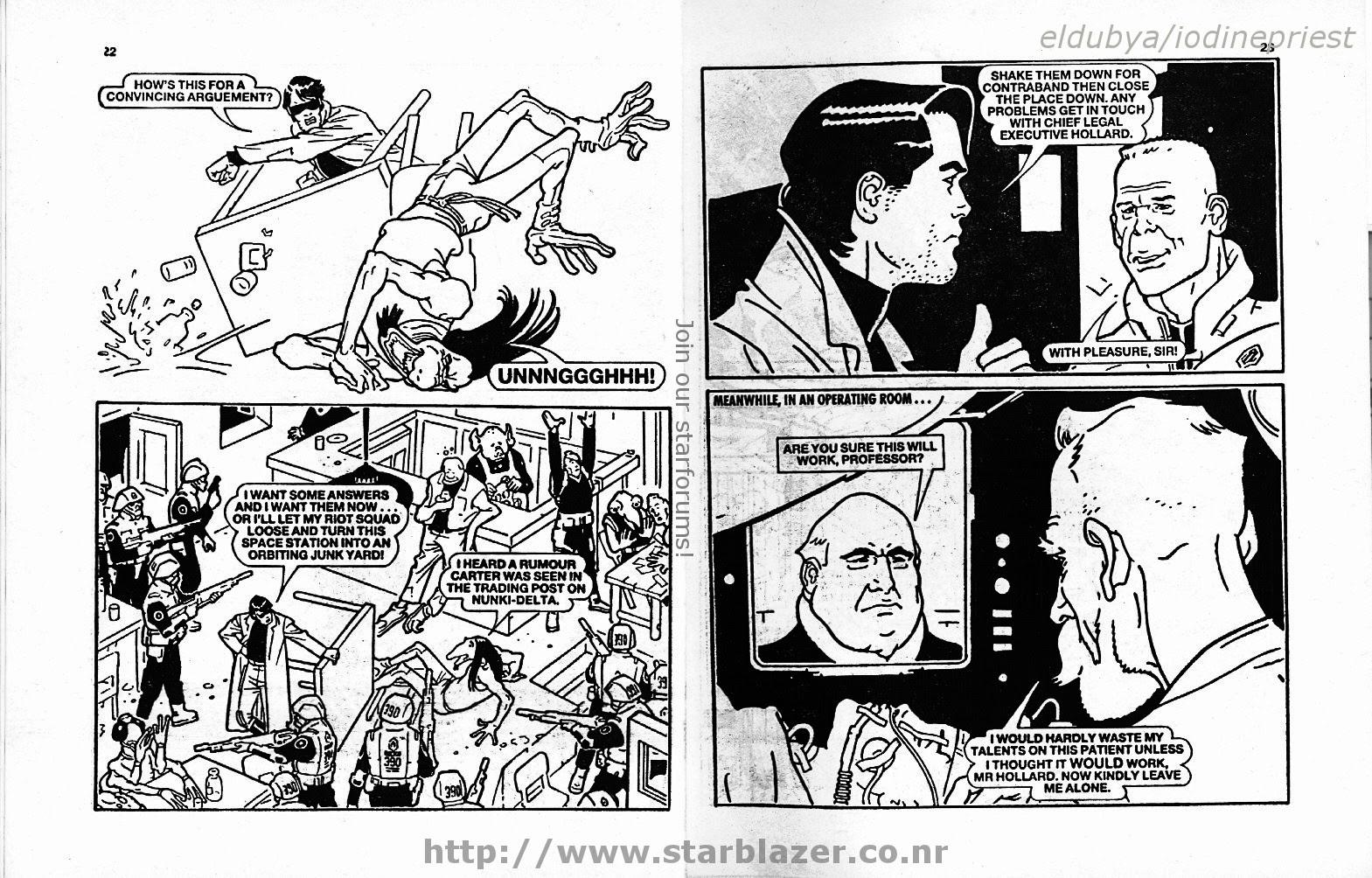 Starblazer issue 272 - Page 13