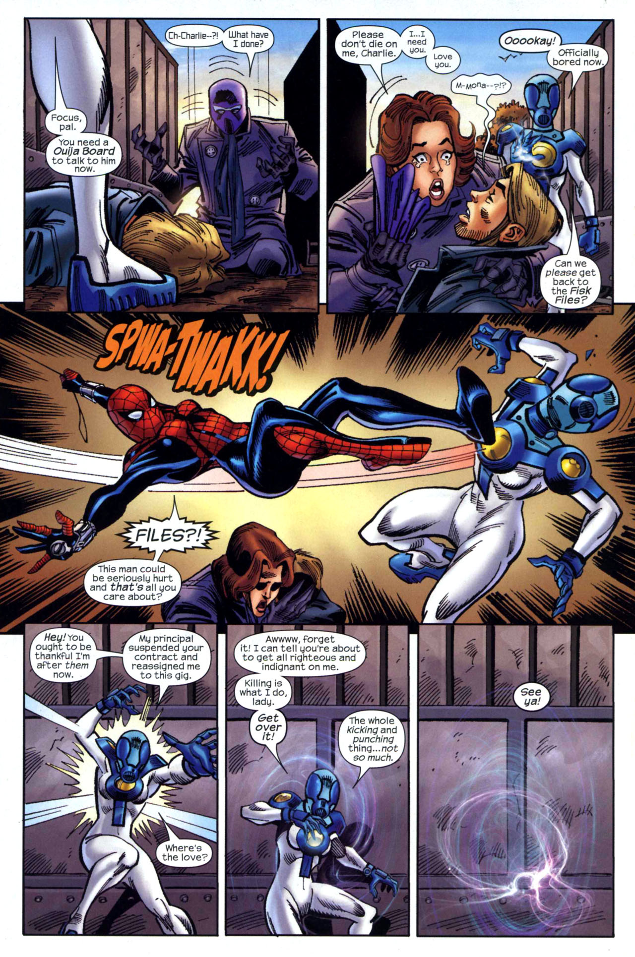 Read online Amazing Spider-Girl comic -  Issue #18 - 16