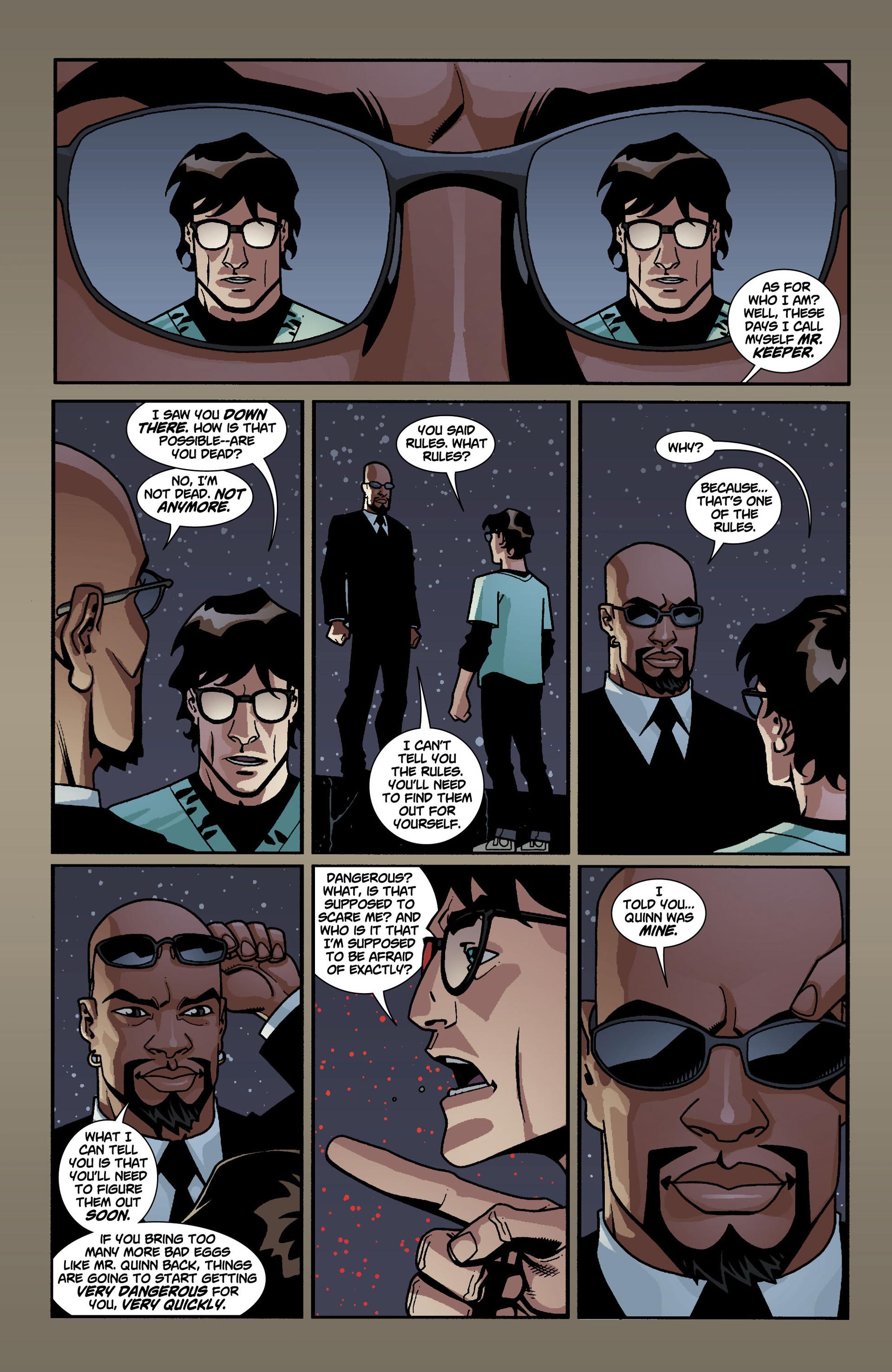 Read online National Comics: Eternity comic -  Issue # Full - 28