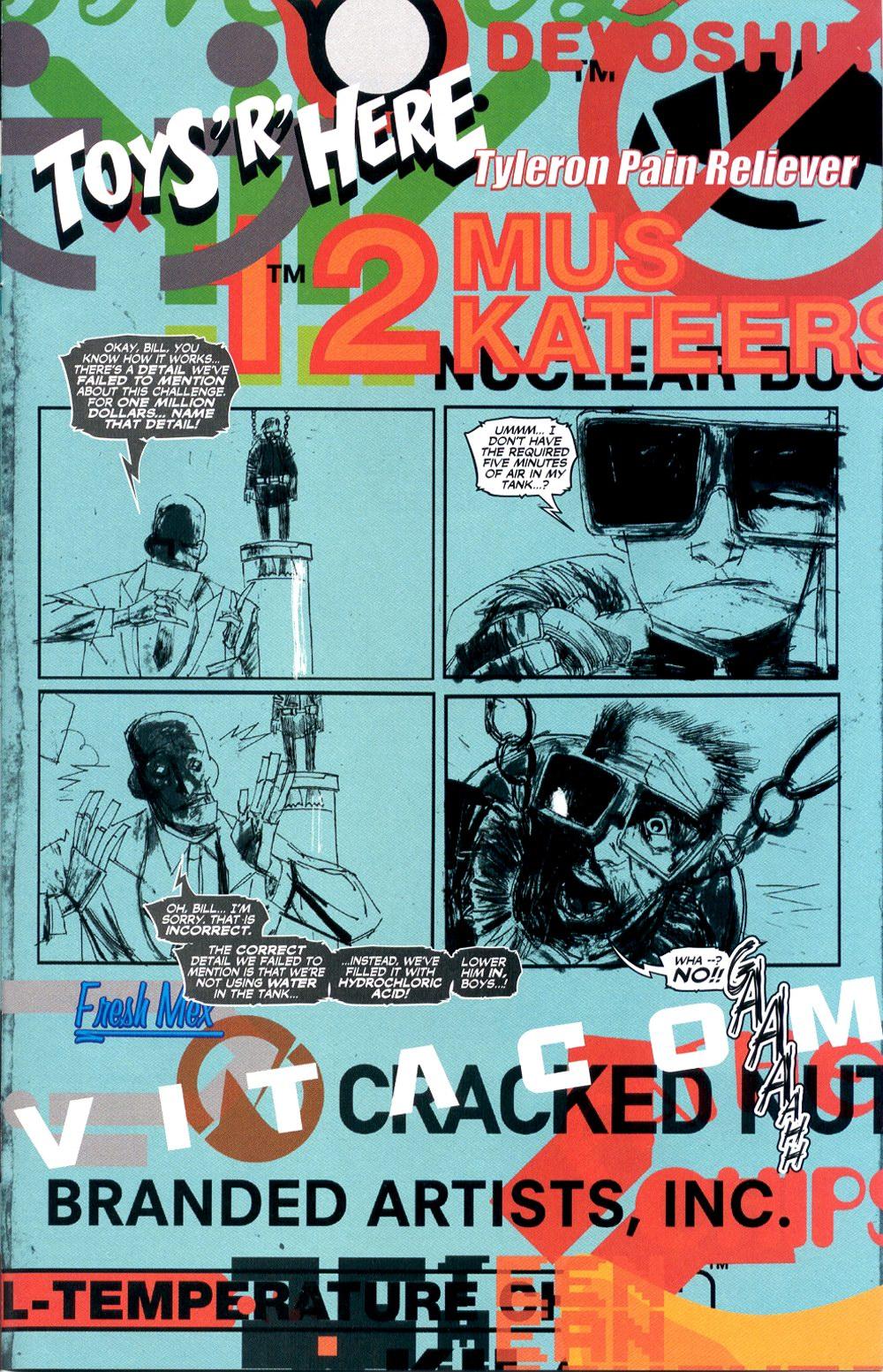 Read online Automatic Kafka comic -  Issue #3 - 23