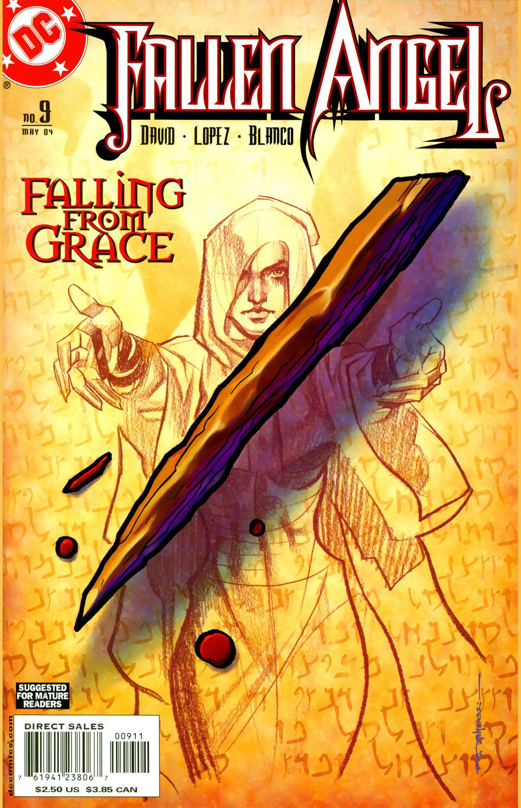 Fallen Angel (2003) 9 Page 1