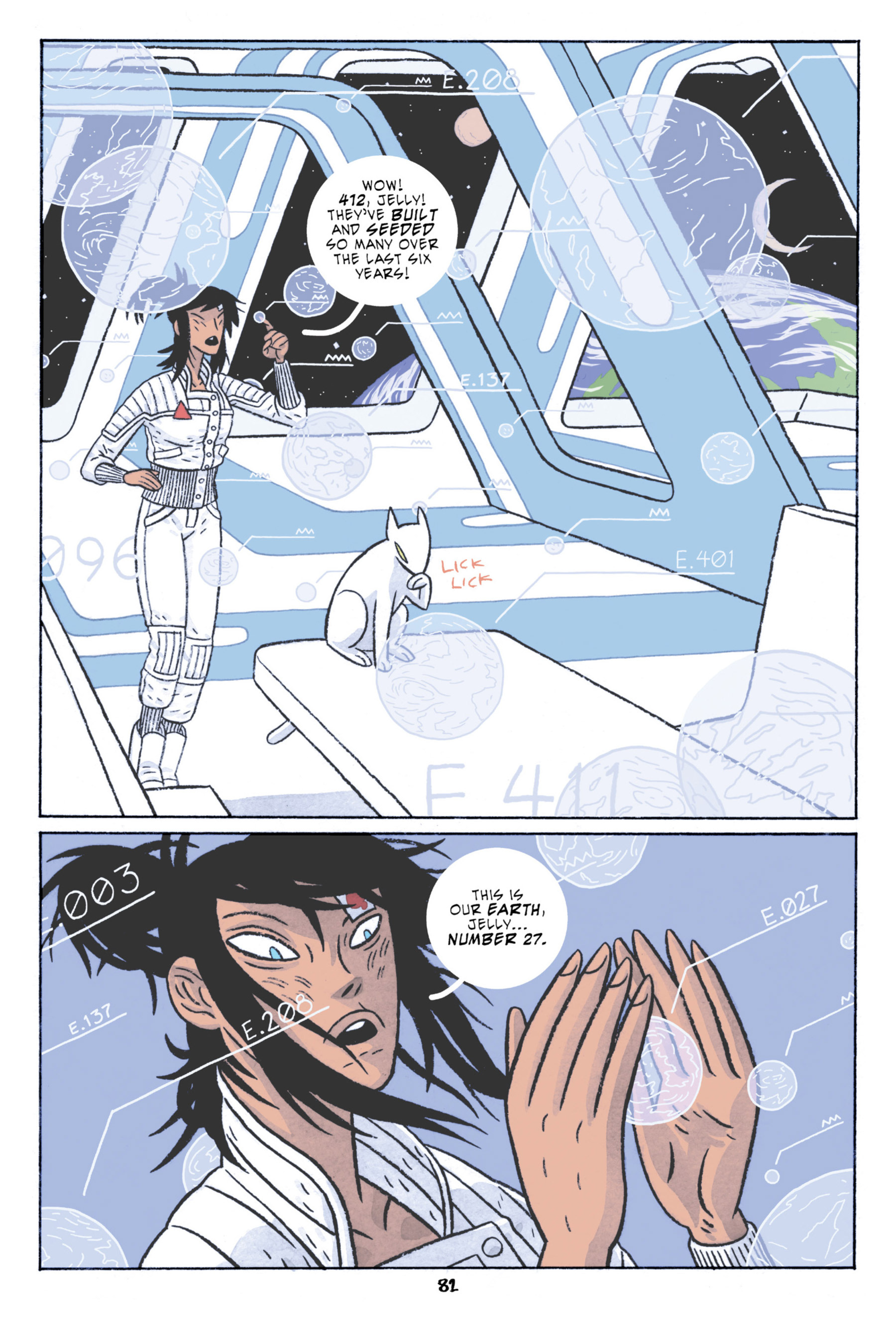 Read online ApocalyptiGirl: An Aria for the End Times comic -  Issue #ApocalyptiGirl: An Aria for the End Times Full - 89