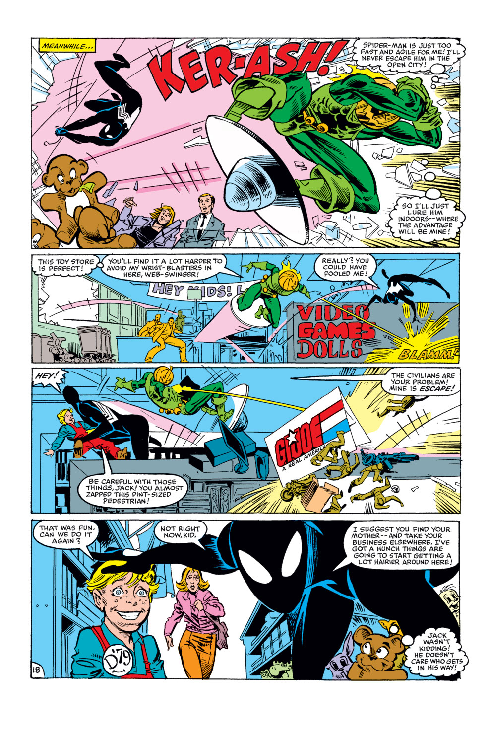 The Amazing Spider-Man (1963) 254 Page 18