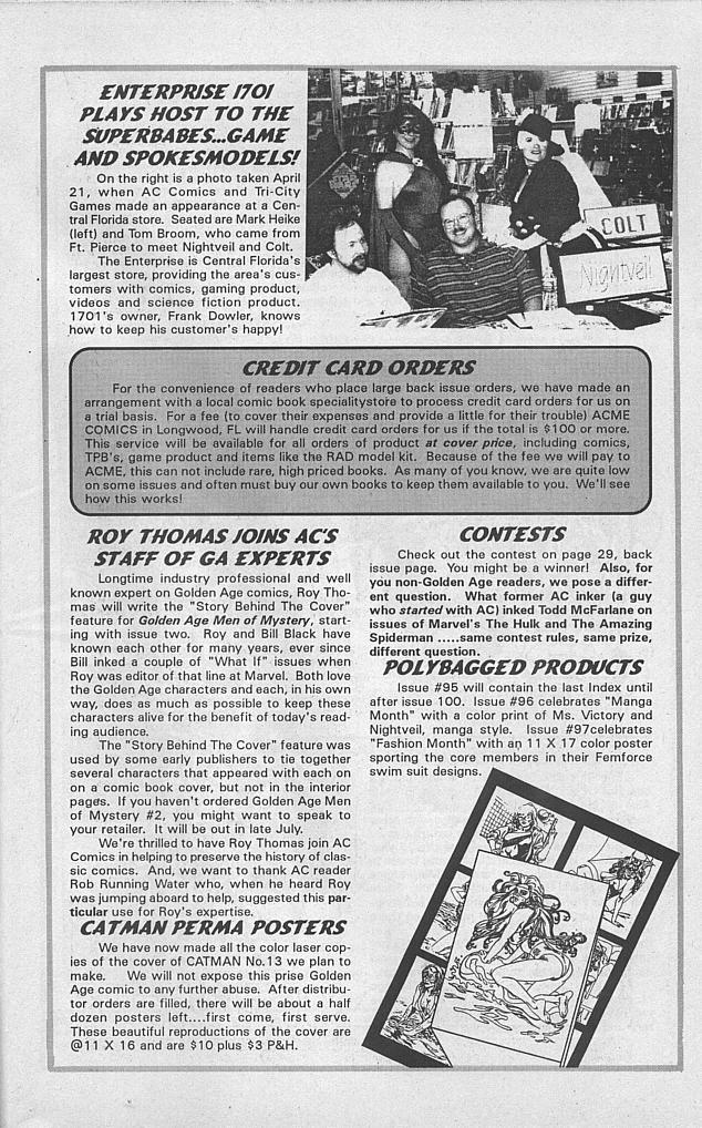 Femforce Issue #94 #94 - English 29