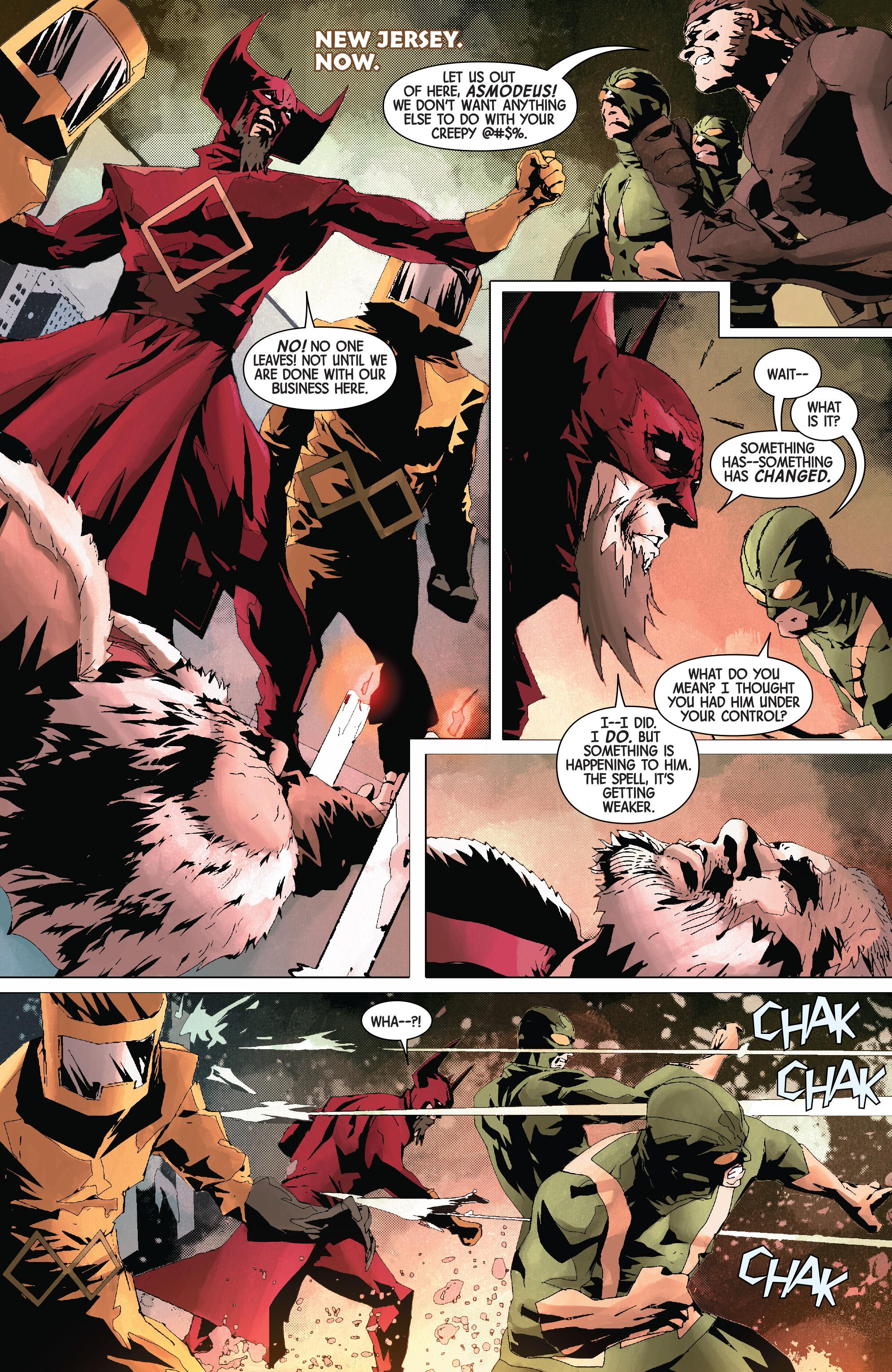 Read online Old Man Logan (2016) comic -  Issue #24 - 7