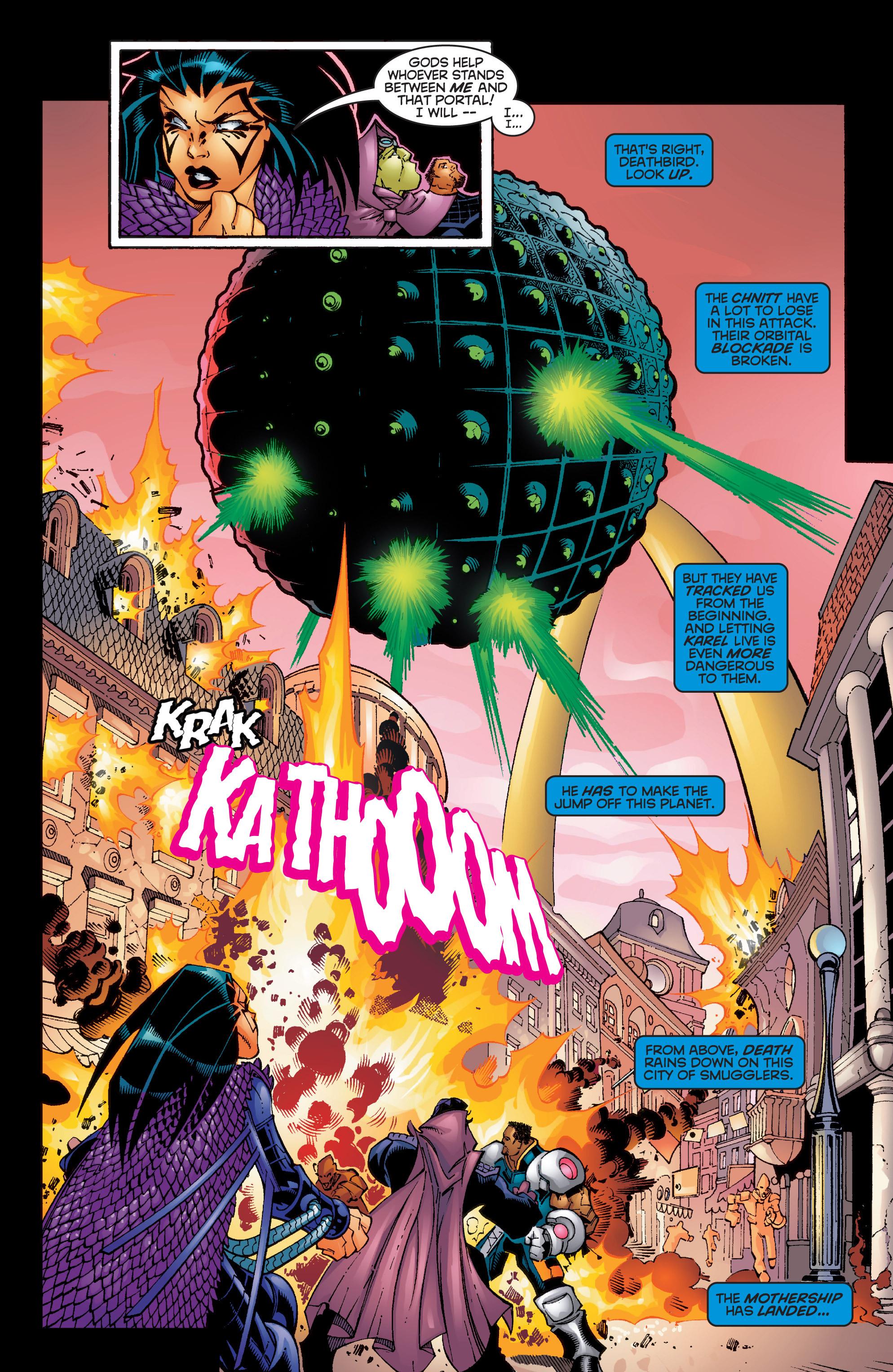 Read online Uncanny X-Men (1963) comic -  Issue #358 - 16