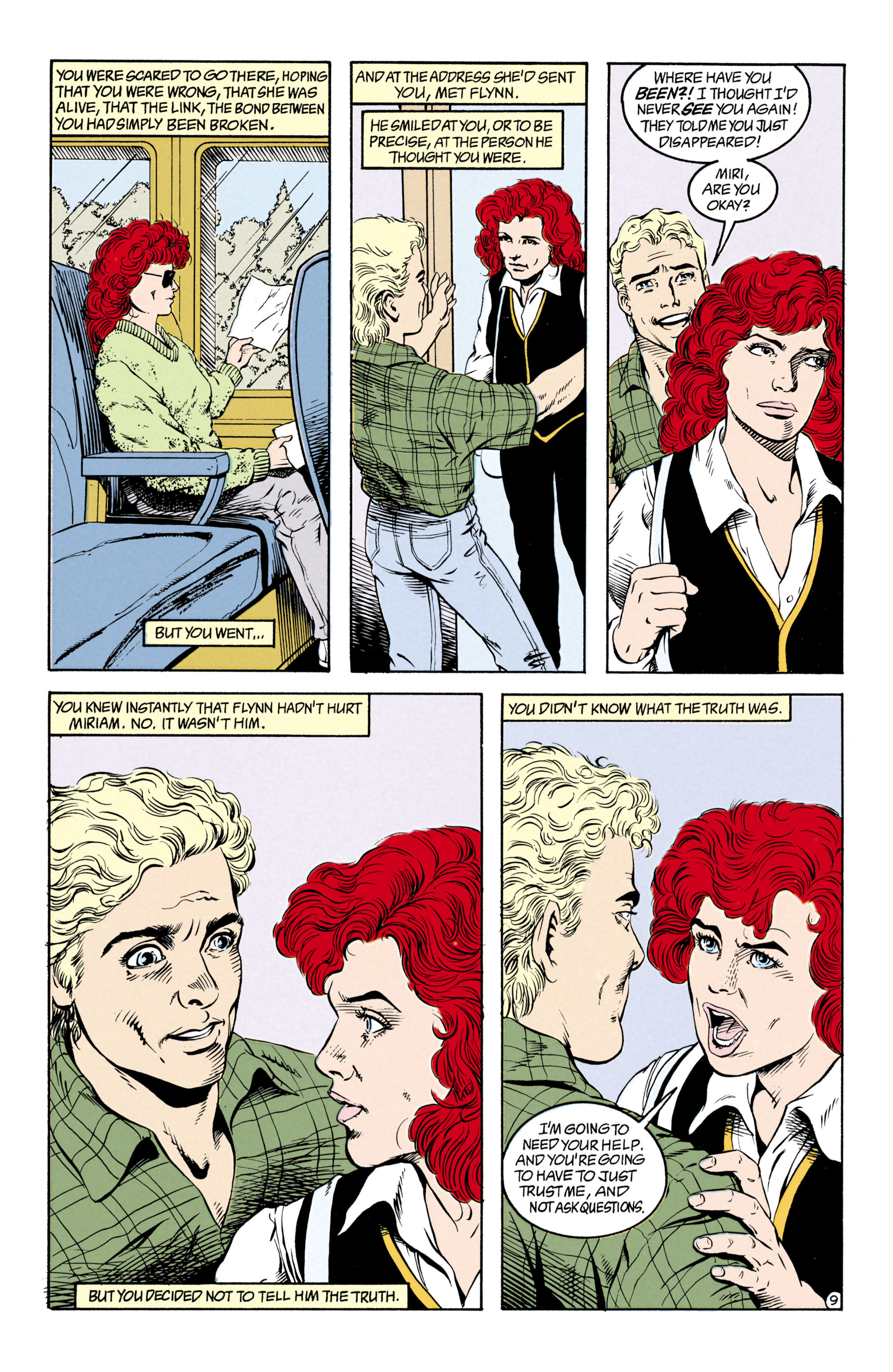 Read online Shade, the Changing Man comic -  Issue #29 - 10