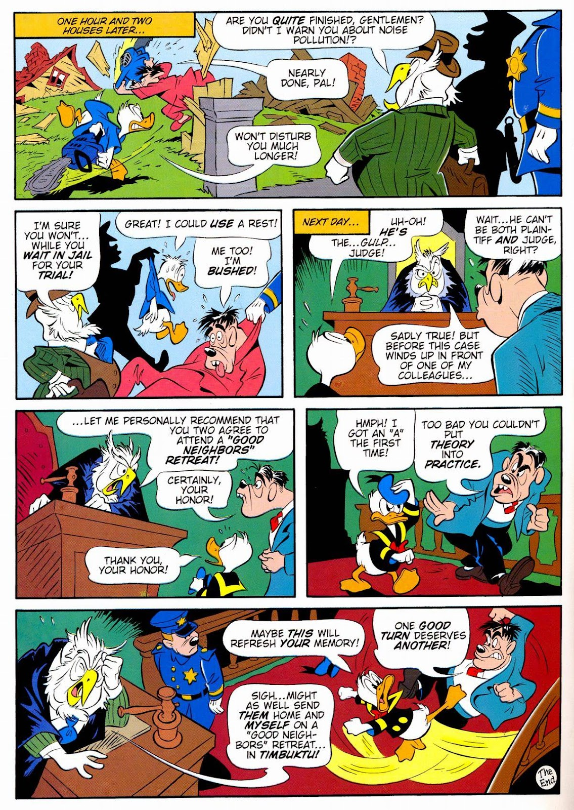Walt Disney's Comics and Stories issue 640 - Page 66