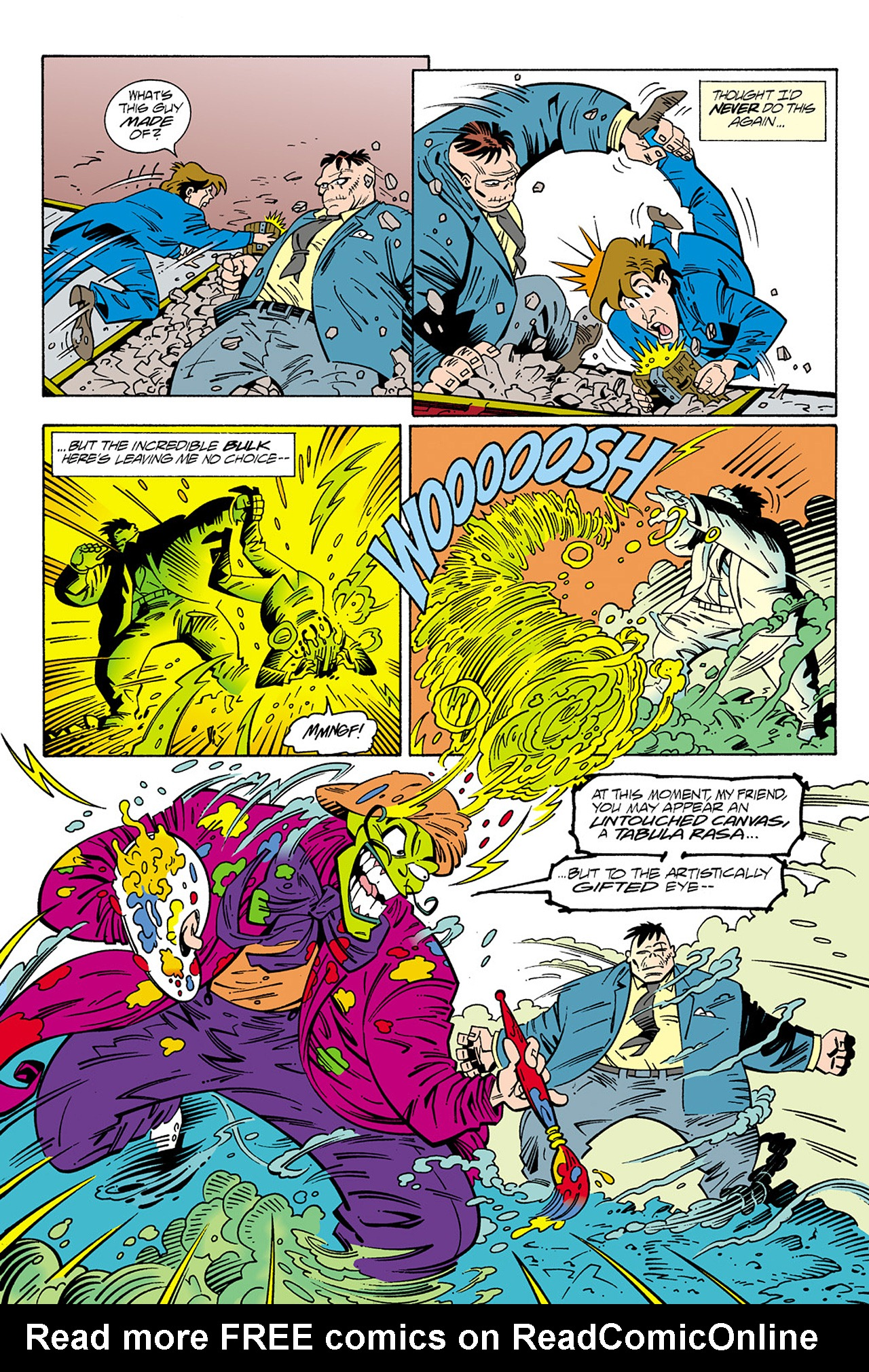 Read online Adventures Of The Mask Omnibus comic -  Issue #Adventures Of The Mask Omnibus Full - 93