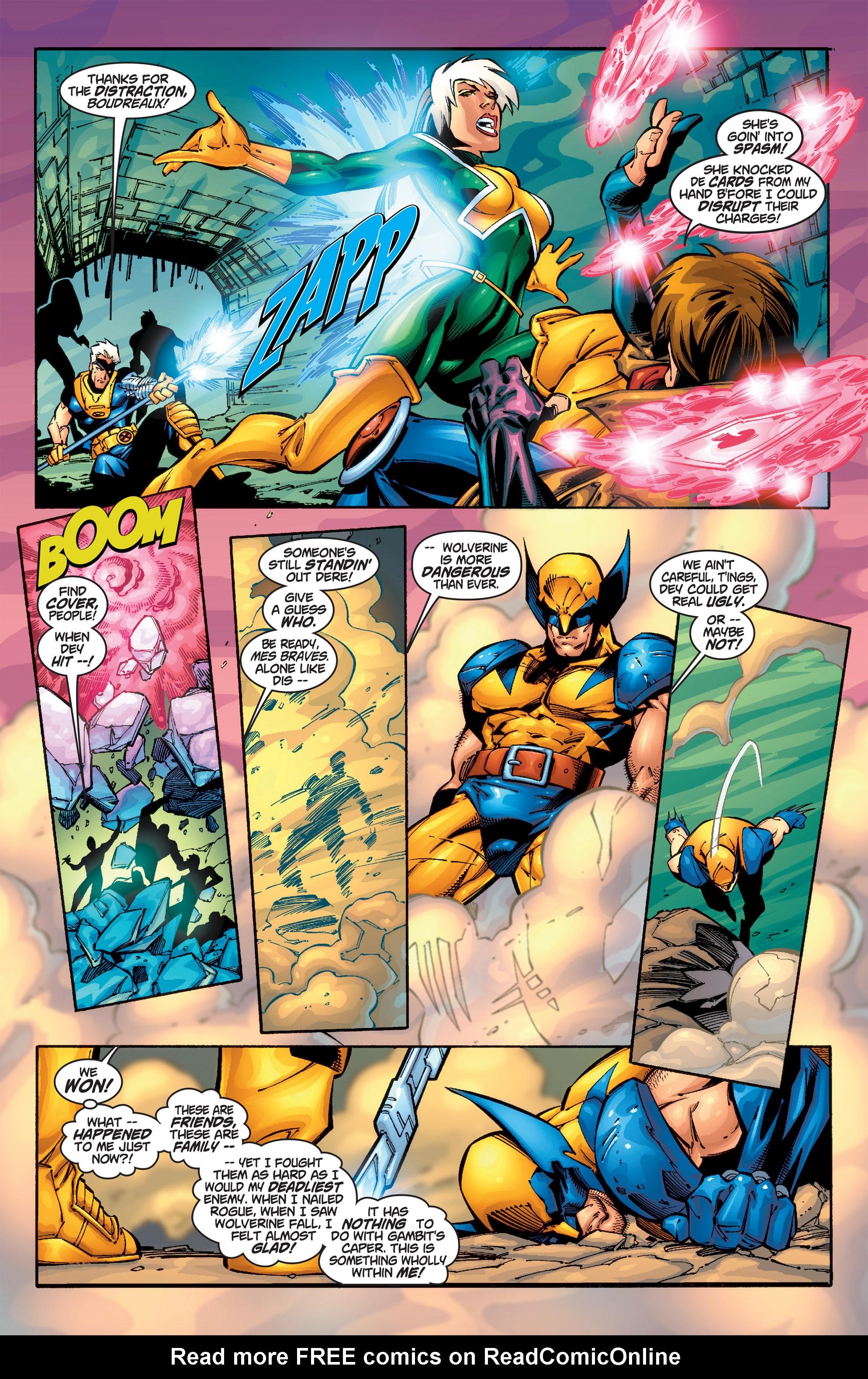 Read online Uncanny X-Men (1963) comic -  Issue #385 - 14