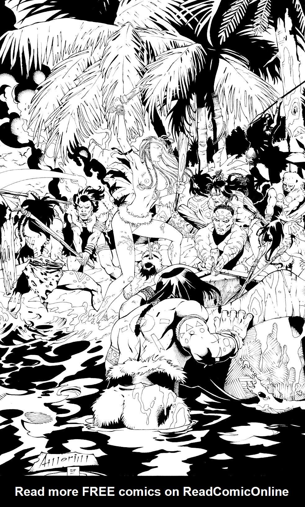 Read online Jungle Fantasy (2002) comic -  Issue #4 - 27