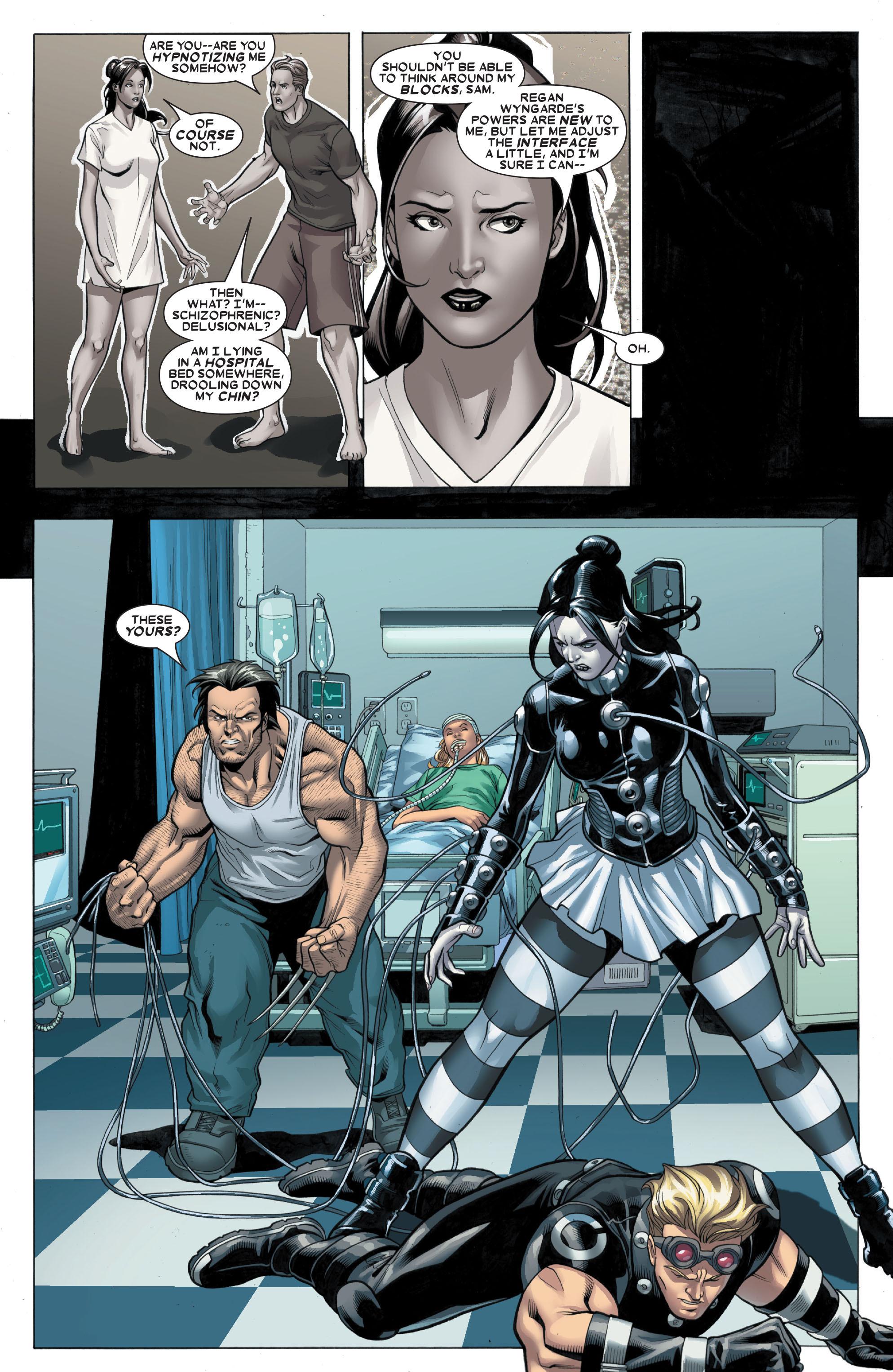 X-Men (1991) 191 Page 16