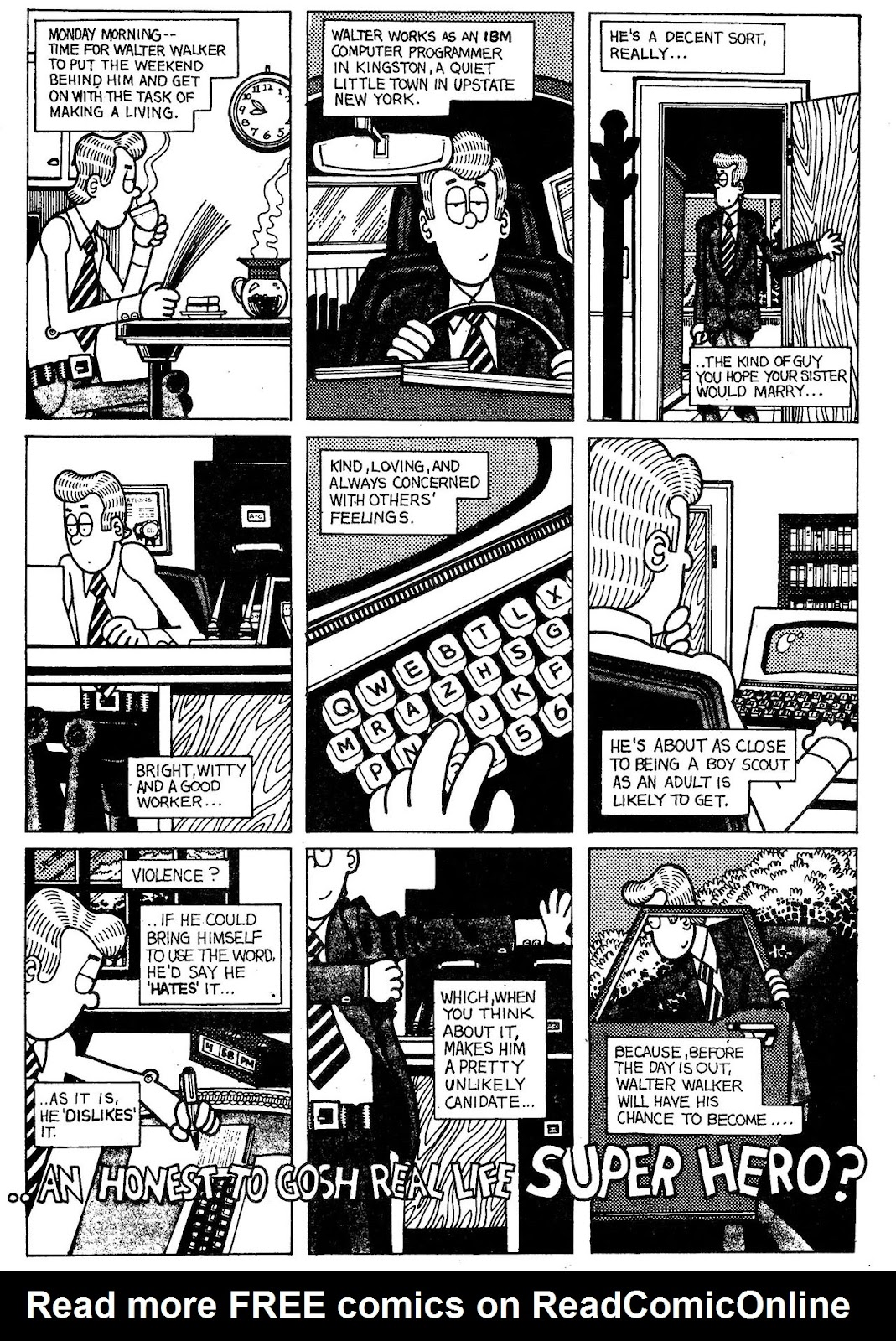 Read online The Nearly Complete Essential Hembeck Archives Omnibus comic -  Issue # TPB (Part 6) - 4