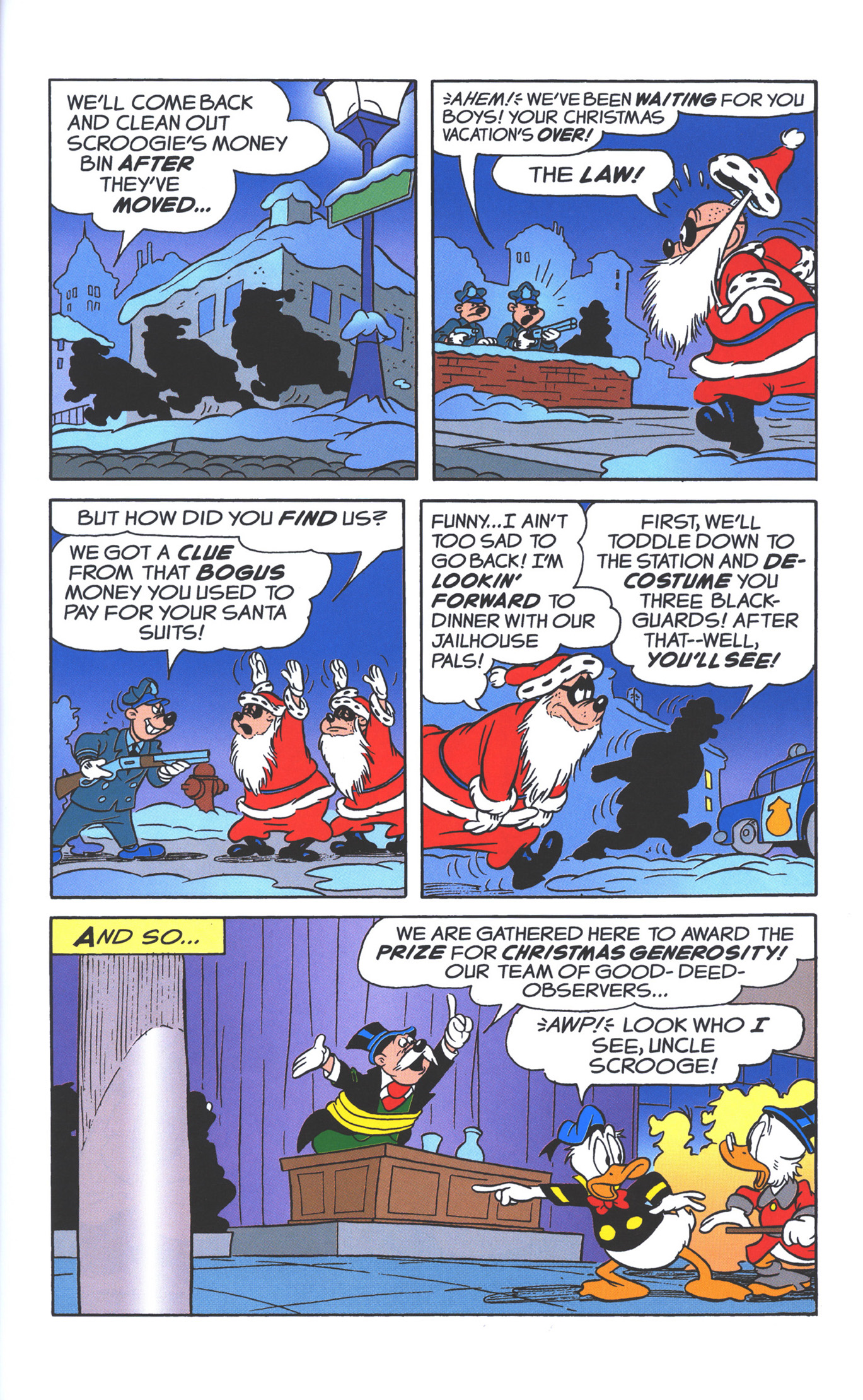 Read online Uncle Scrooge (1953) comic -  Issue #360 - 29