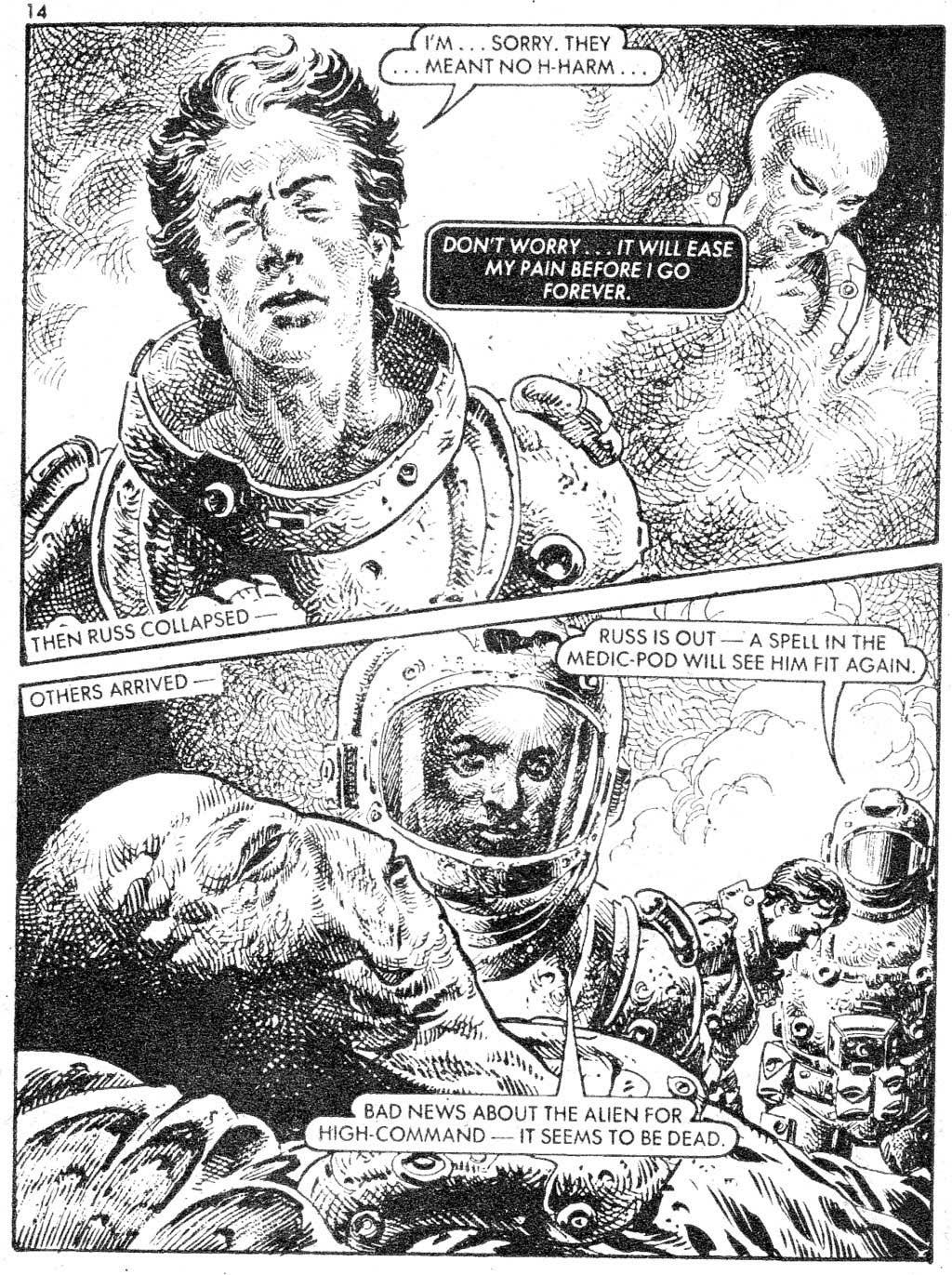 Starblazer issue 87 - Page 14