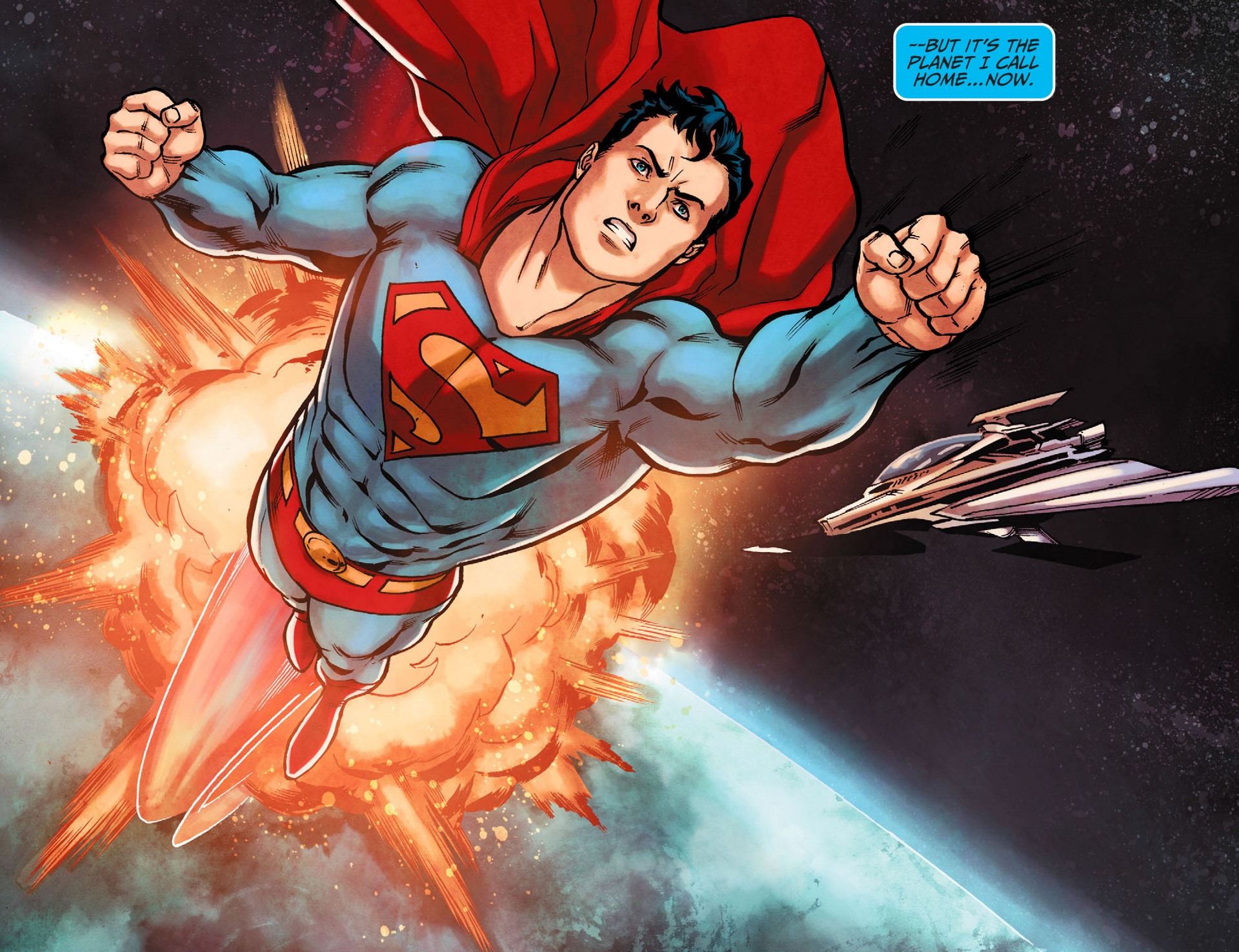 Read online Adventures of Superman [I] comic -  Issue #16 - 4