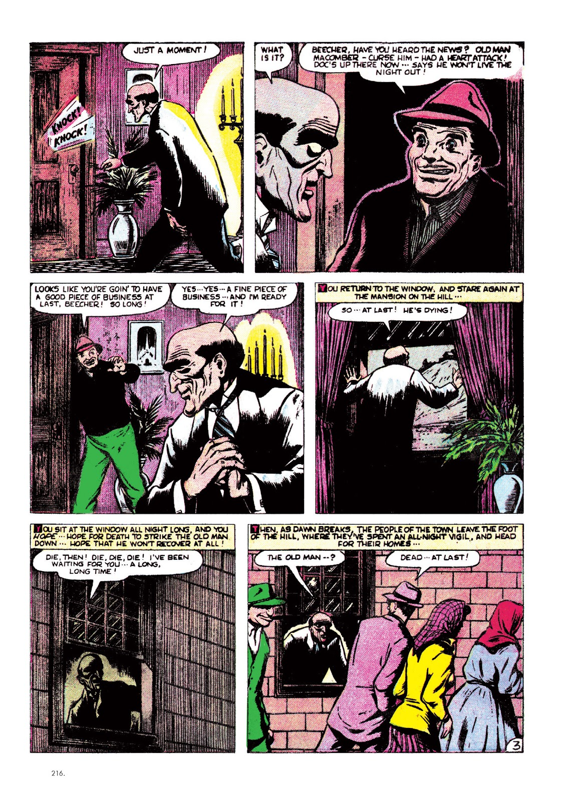 Read online The Bill Everett Archives comic -  Issue # TPB 2 (Part 3) - 14