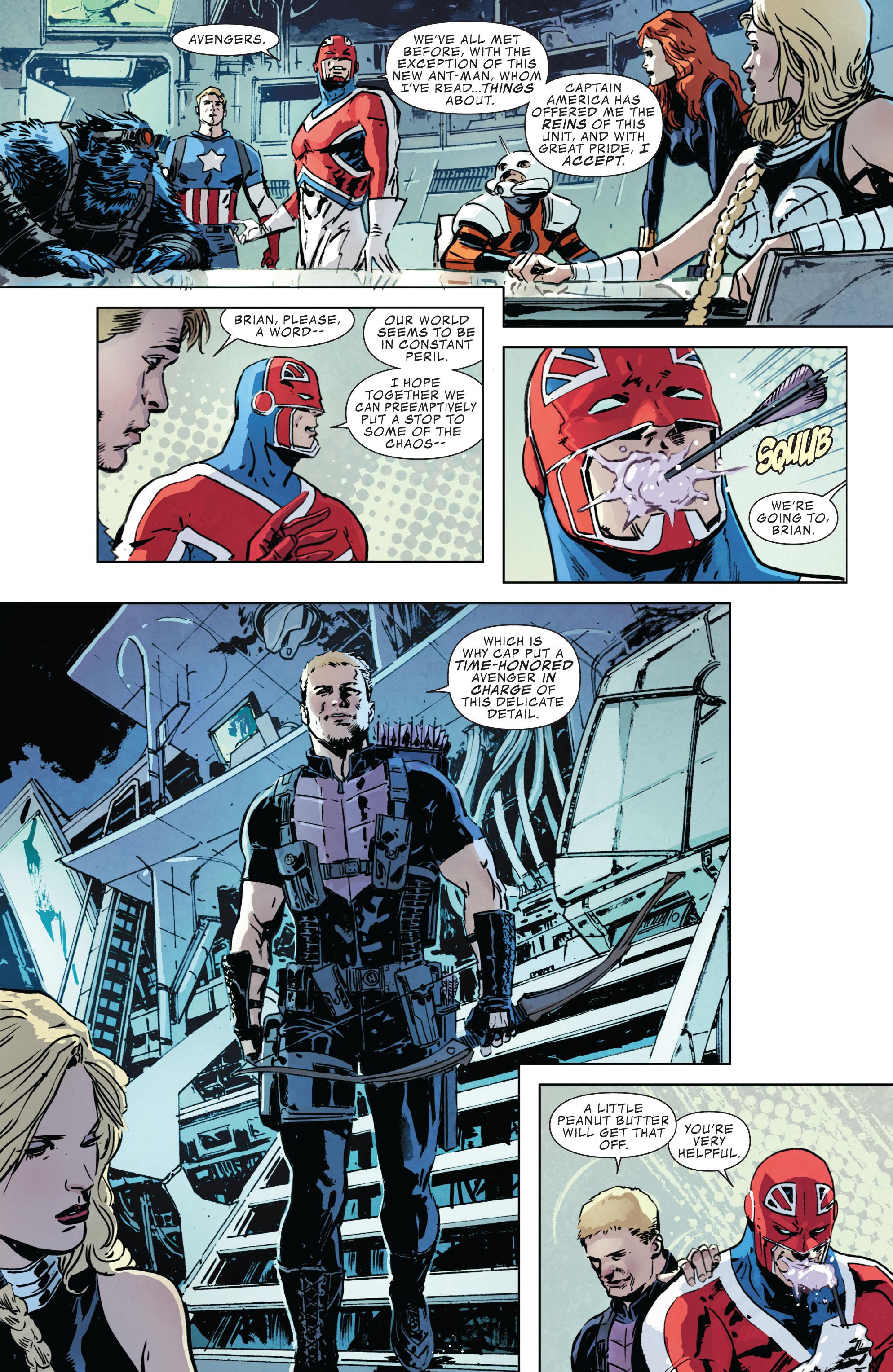 Read online Secret Avengers (2010) comic -  Issue #22 - 11