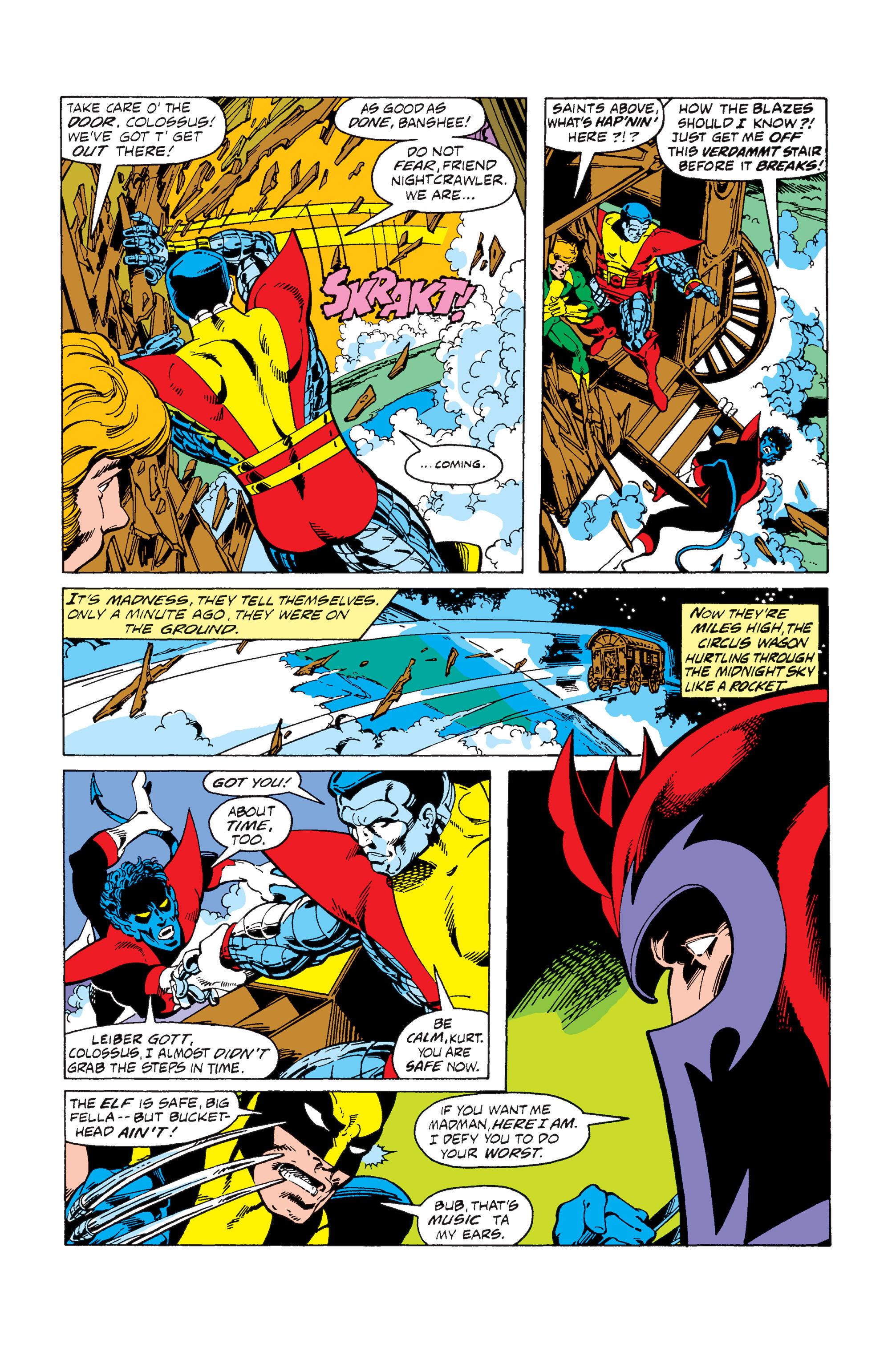 Uncanny X-Men (1963) 112 Page 3